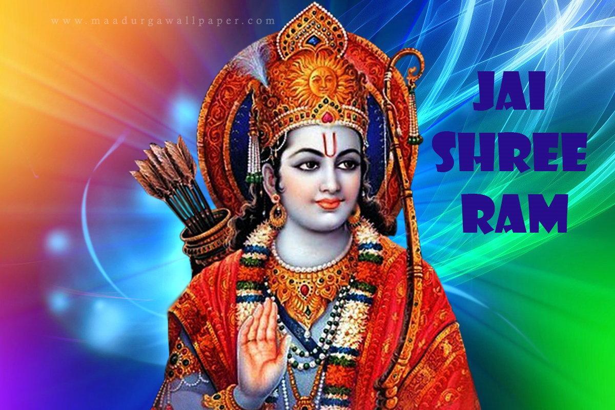 Hình nền & hình ảnh HD 1200x800 Jai Shri Ram