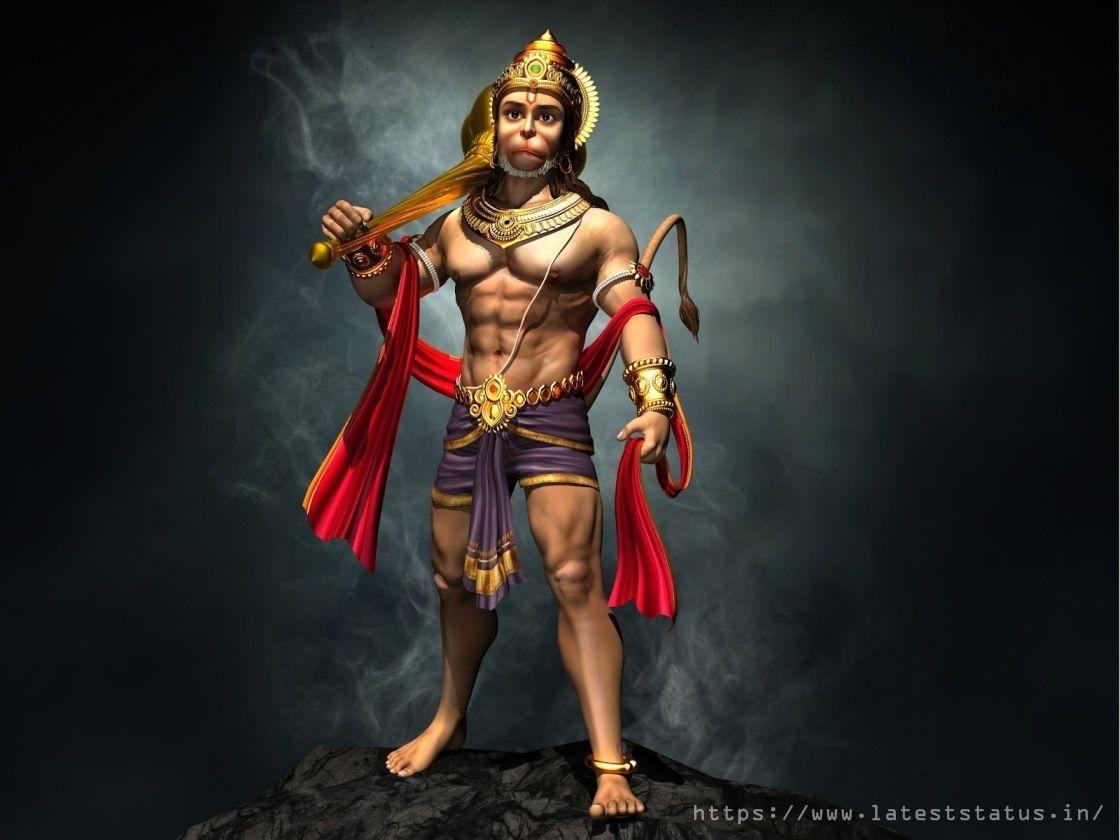 1120x840 Jai Shree Ram - Hanuman Ji Hình nền HD - Hình nền 1120x840