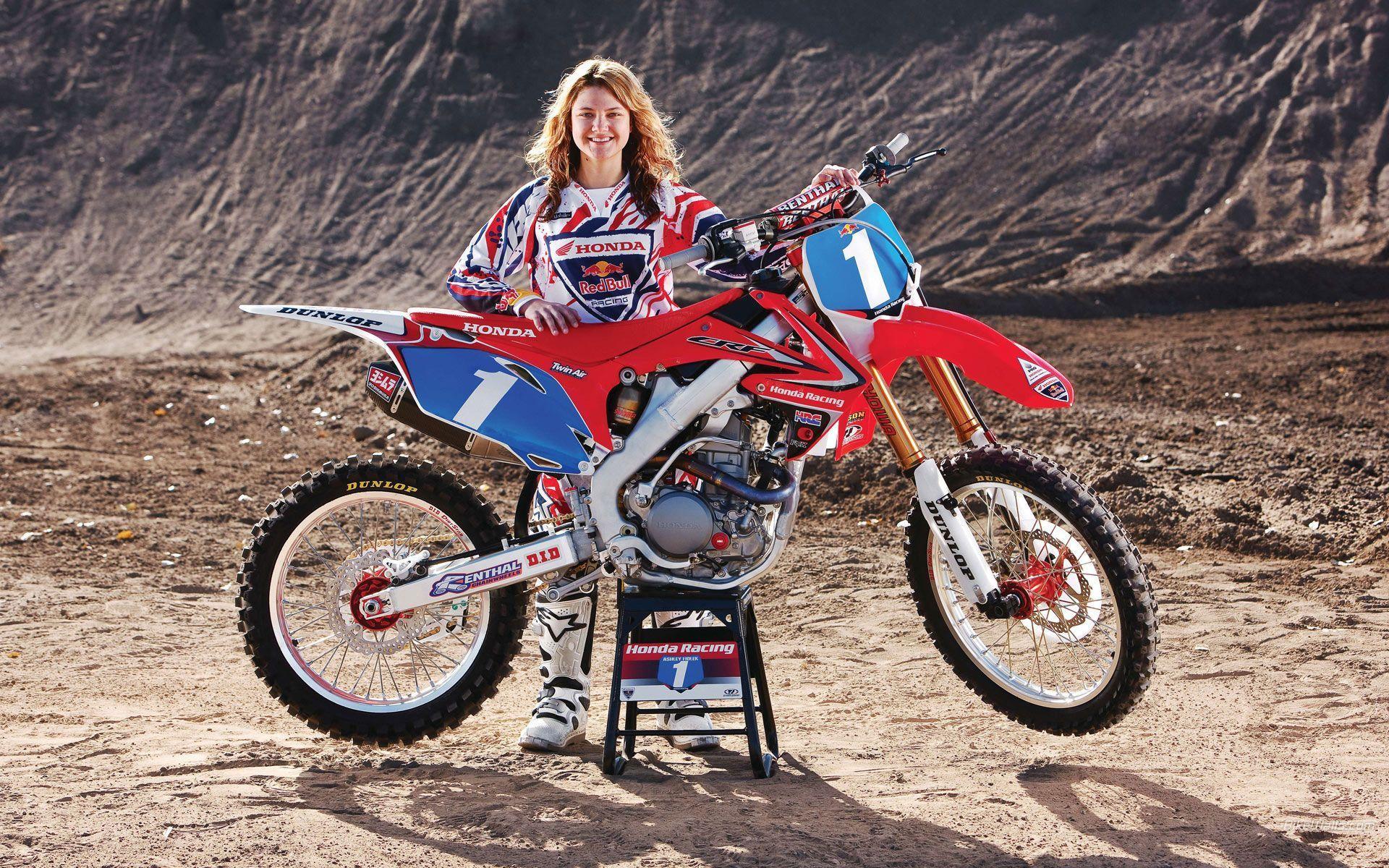 Honda Dirt Bike Wallpapers - Top Free Honda Dirt Bike