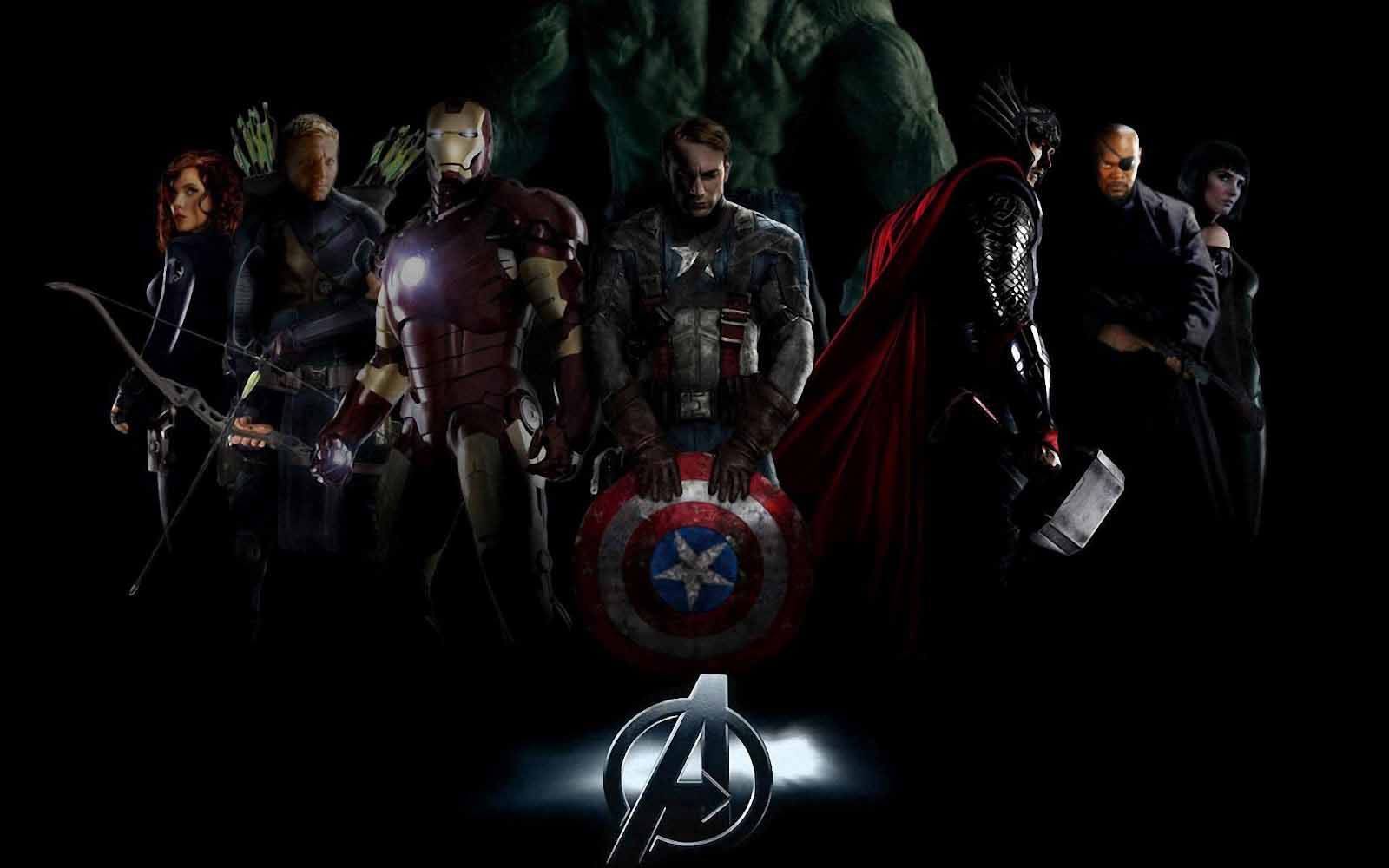 Avengers Laptop Wallpapers Top Free Avengers Laptop Backgrounds Wallpaperaccess
