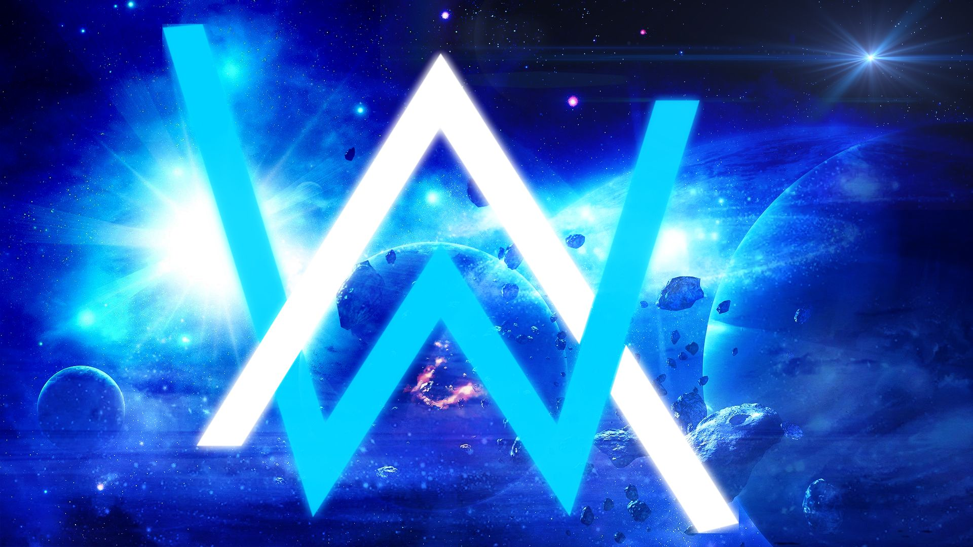 Alan Walker Logo Wallpapers Top Free Alan Walker Logo Backgrounds Wallpaperaccess
