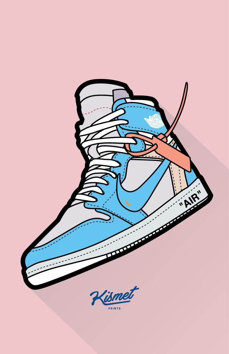 parcialidad Leve joyería  Cartoon Nike Shoes Wallpapers - Top Free Cartoon Nike Shoes Backgrounds -  WallpaperAccess