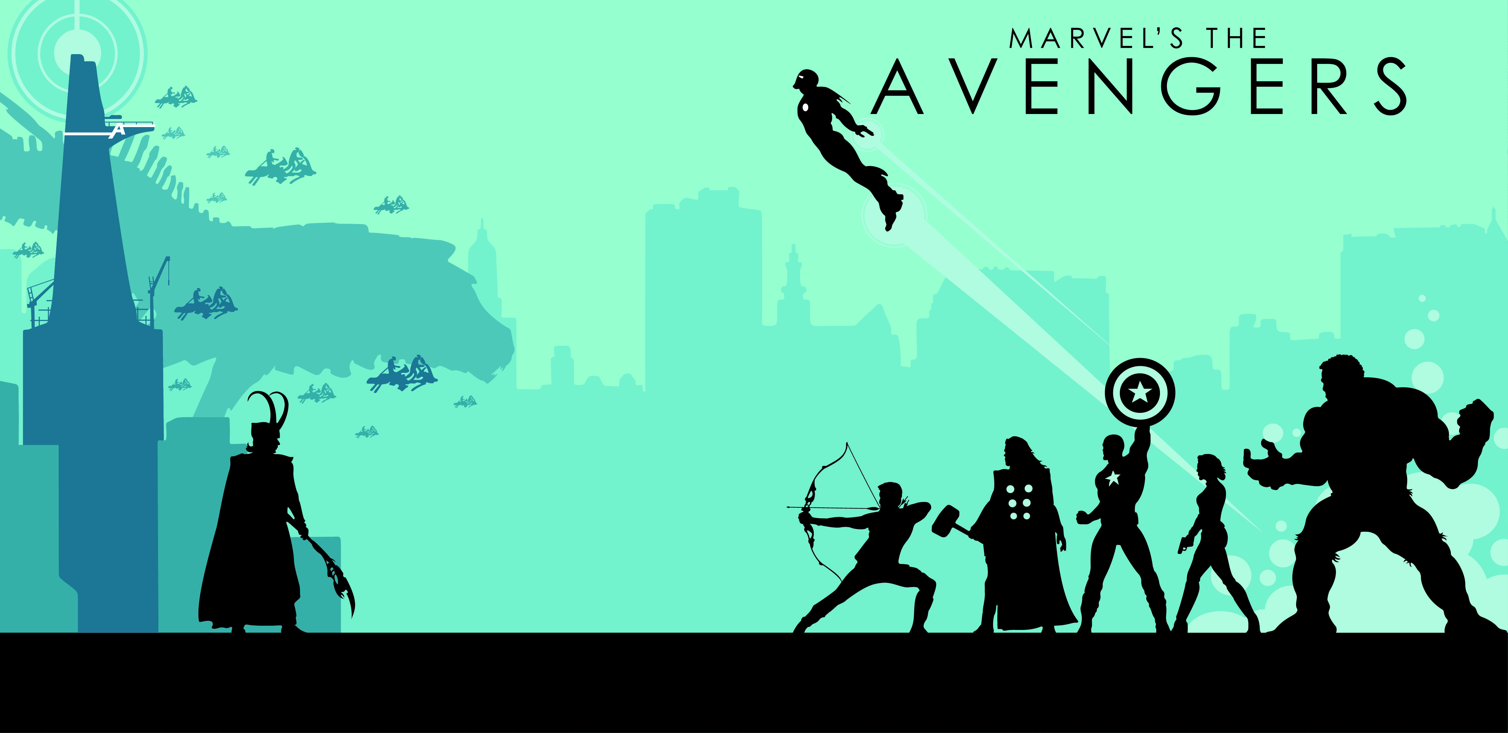 Avengers Laptop Wallpapers Top Free Avengers Laptop Backgrounds Wallpaperaccess