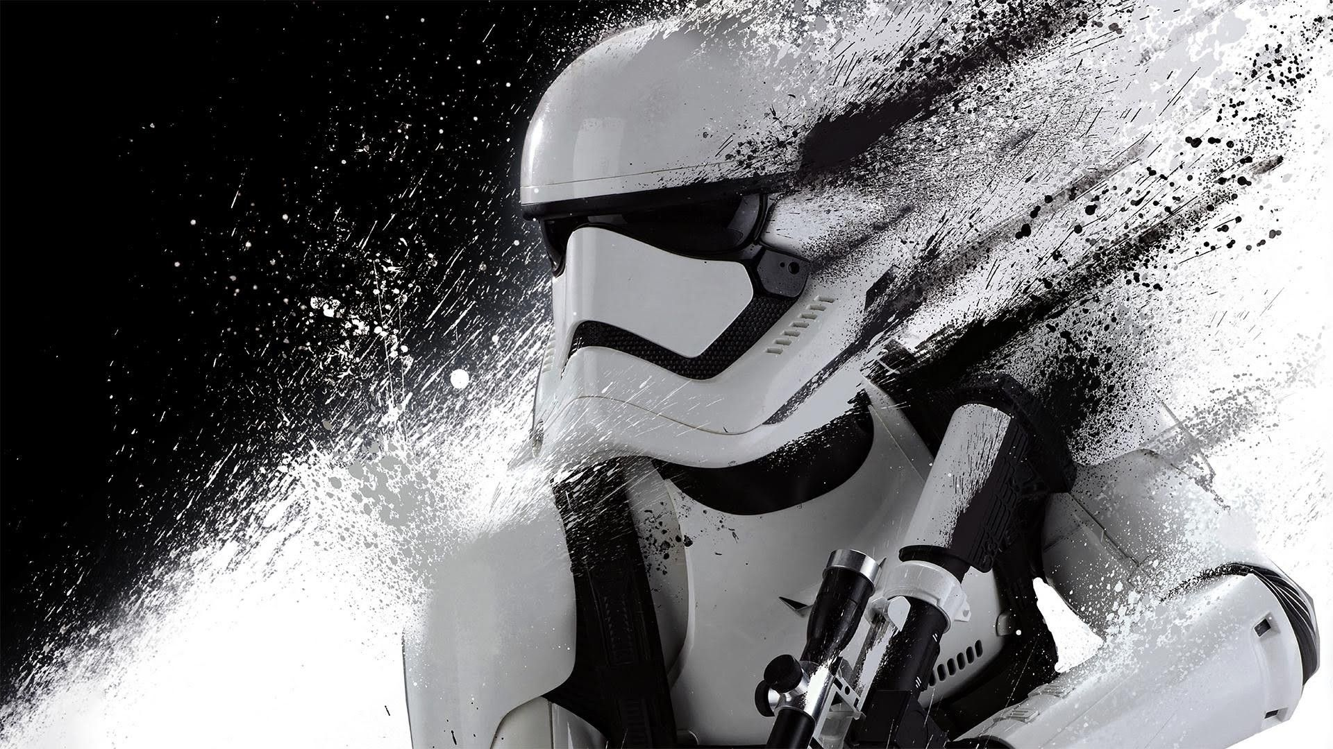 Star Wars White Wallpapers Top Free Star Wars White Backgrounds Wallpaperaccess