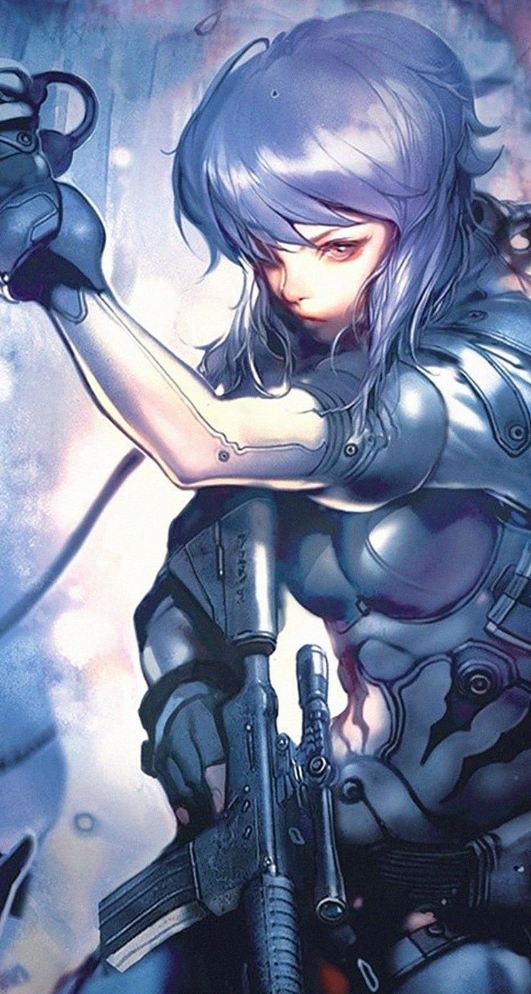 Cool Anime Girl Iphone Wallpapers Top Free Cool Anime Girl Iphone