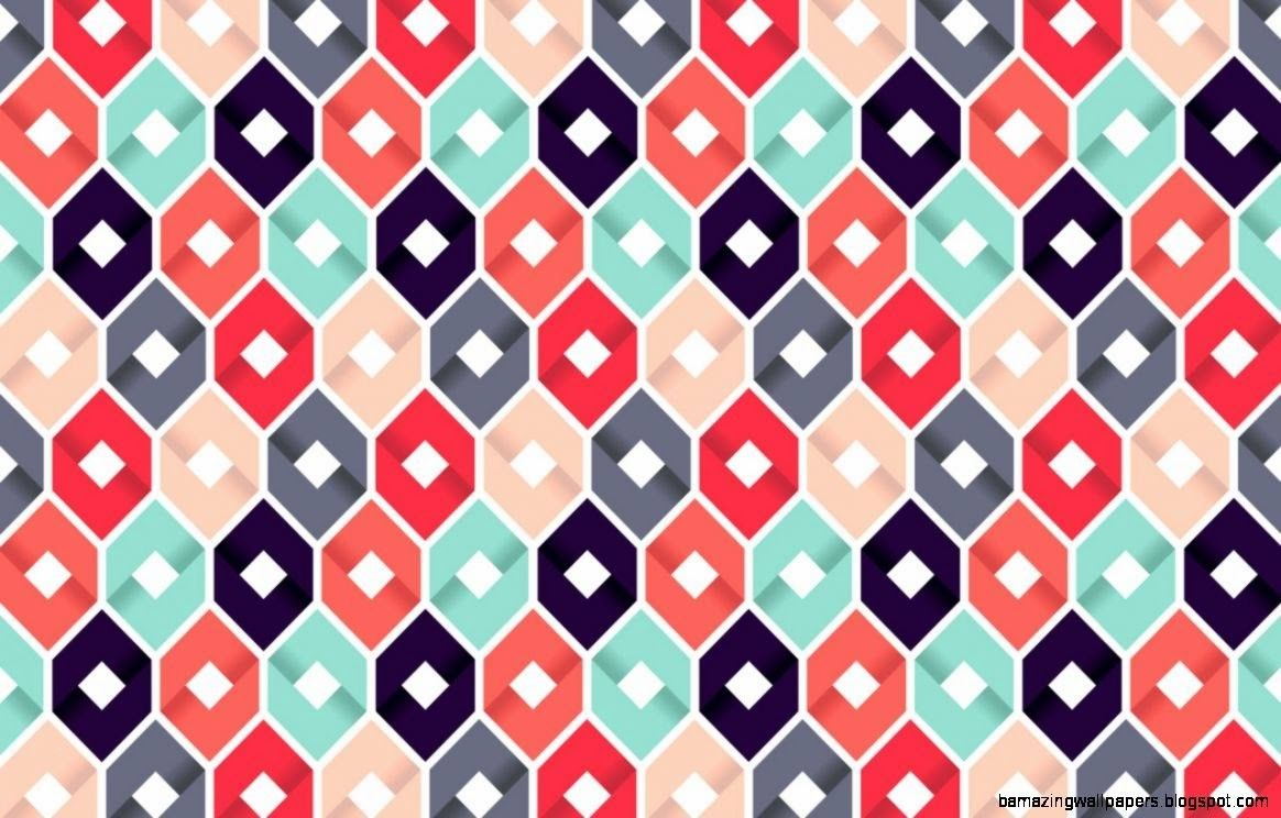61 Best Free Girly Colorful Pattern Wallpapers