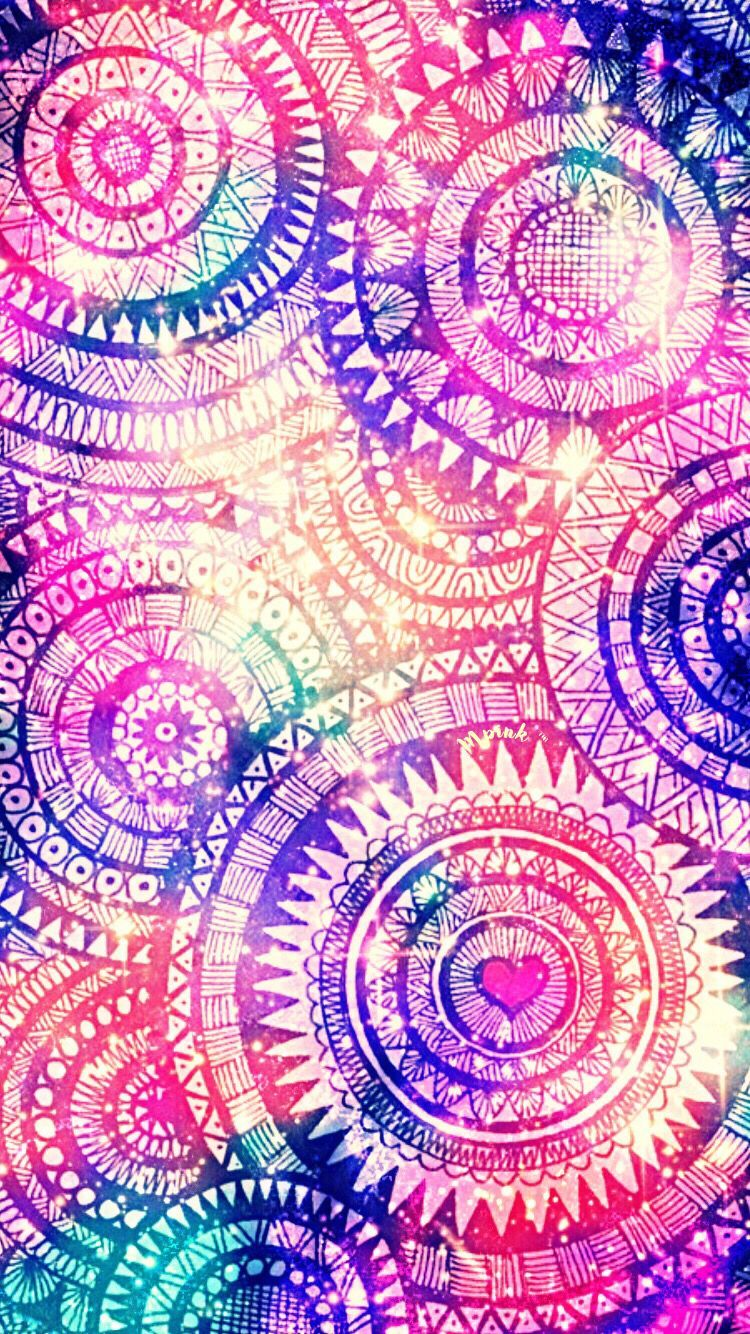 Girly Colorful Pattern Wallpapers Top Free Girly Colorful