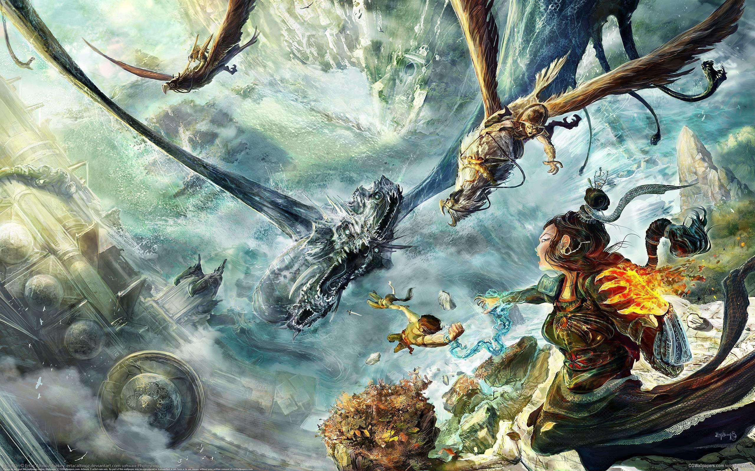 Dragon Battle Wallpapers - Top Free Dragon Battle