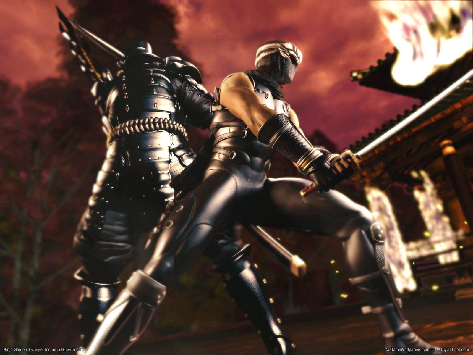 Cool Ninja Gaiden 2 Wallpapers Top Free Cool Ninja Gaiden 2 Backgrounds Wallpaperaccess