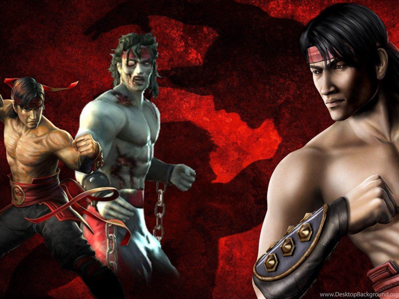 Mortal Kombat Liu Kang Wallpapers Top Free Mortal Kombat Liu Kang Backgrounds Wallpaperaccess