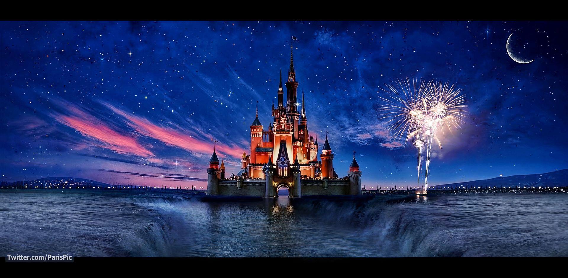 Disney Castle Desktop Wallpapers Top Free Disney Castle Desktop Backgrounds Wallpaperaccess