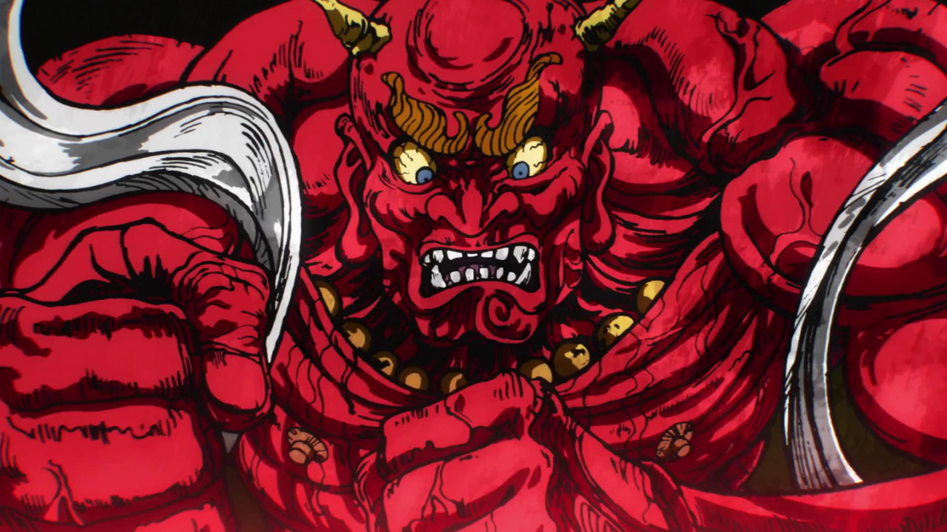 Oni demon wallpapers top free oni demon backgrounds - Demon wallpaper 4k ...