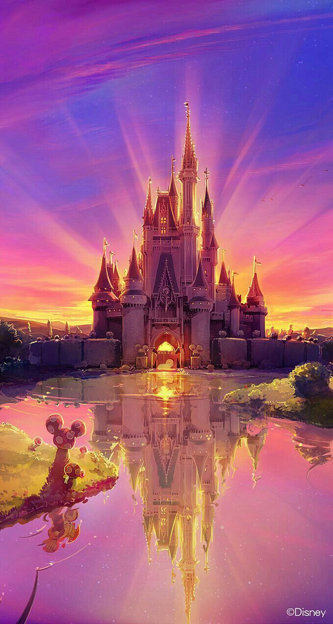 Disney Castle Wallpapers Top Free Disney Castle Backgrounds Wallpaperaccess