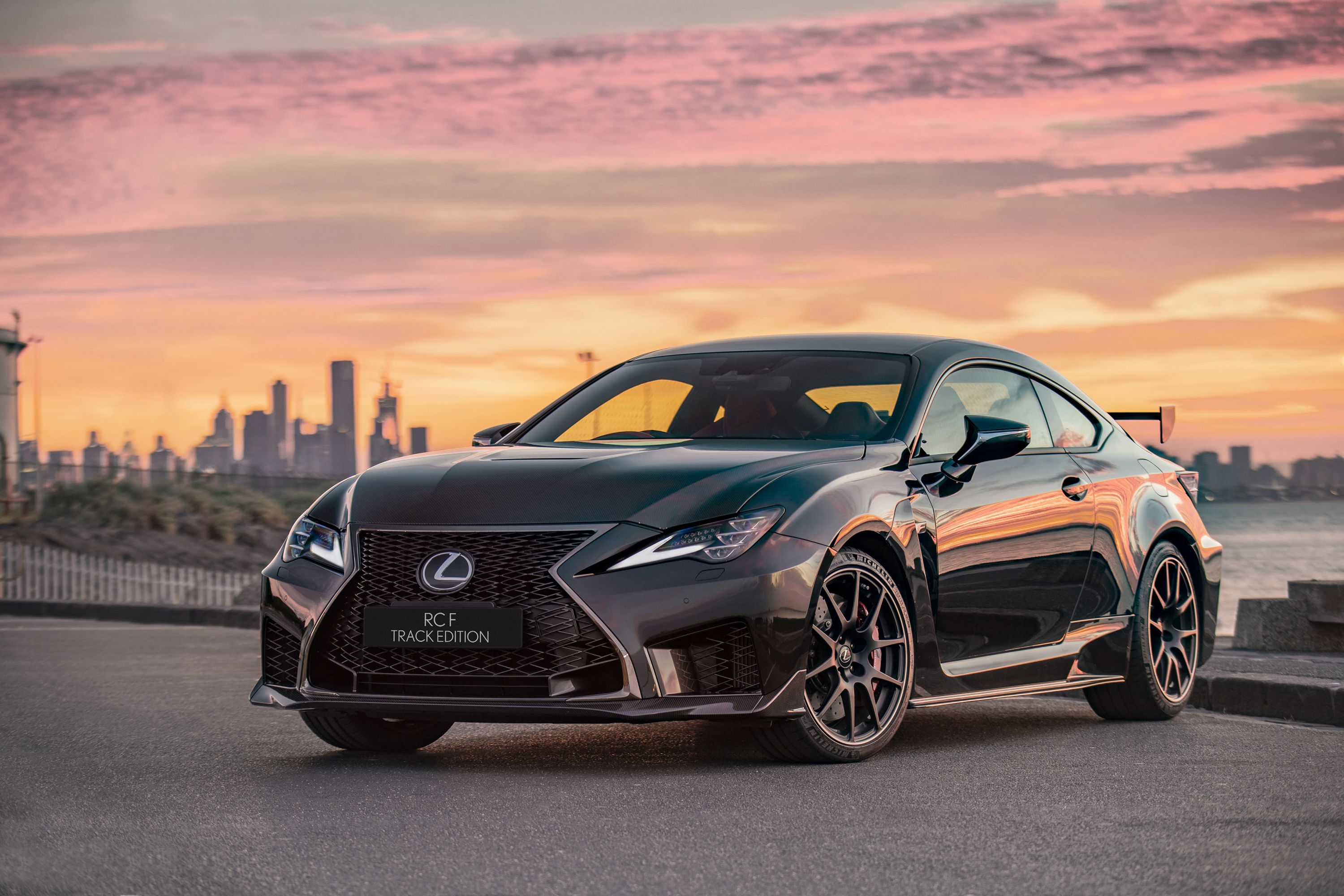 Lexus Rc F Wallpapers Top Free Lexus Rc F Backgrounds Wallpaperaccess