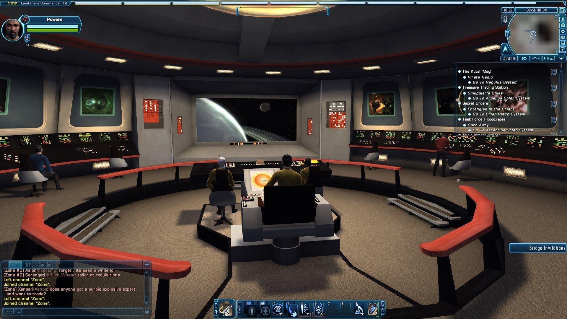 Star Trek Bridge Wallpapers Top Free Star Trek Bridge