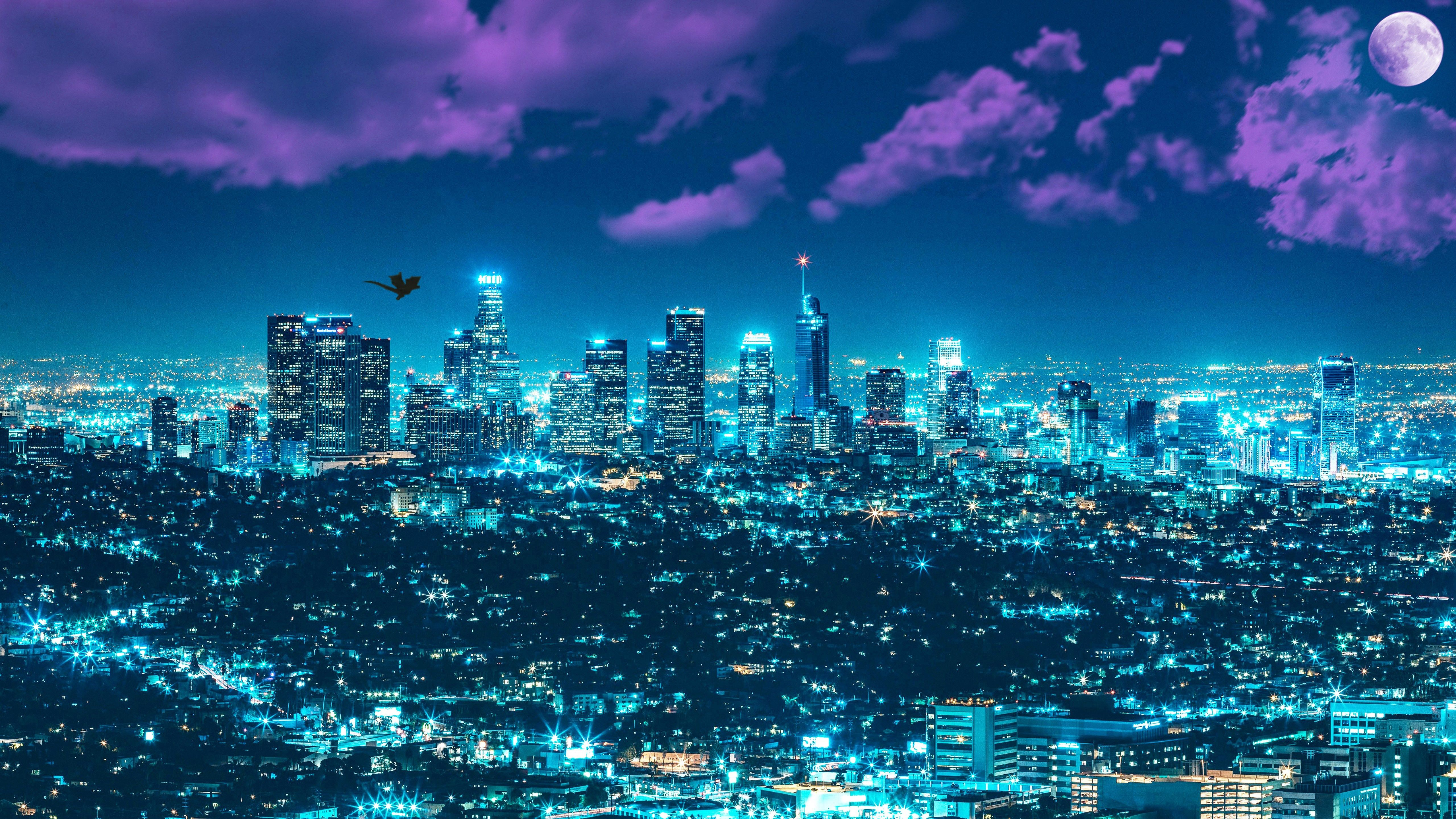 Los Angeles City Wallpapers Top Free Los Angeles City Backgrounds