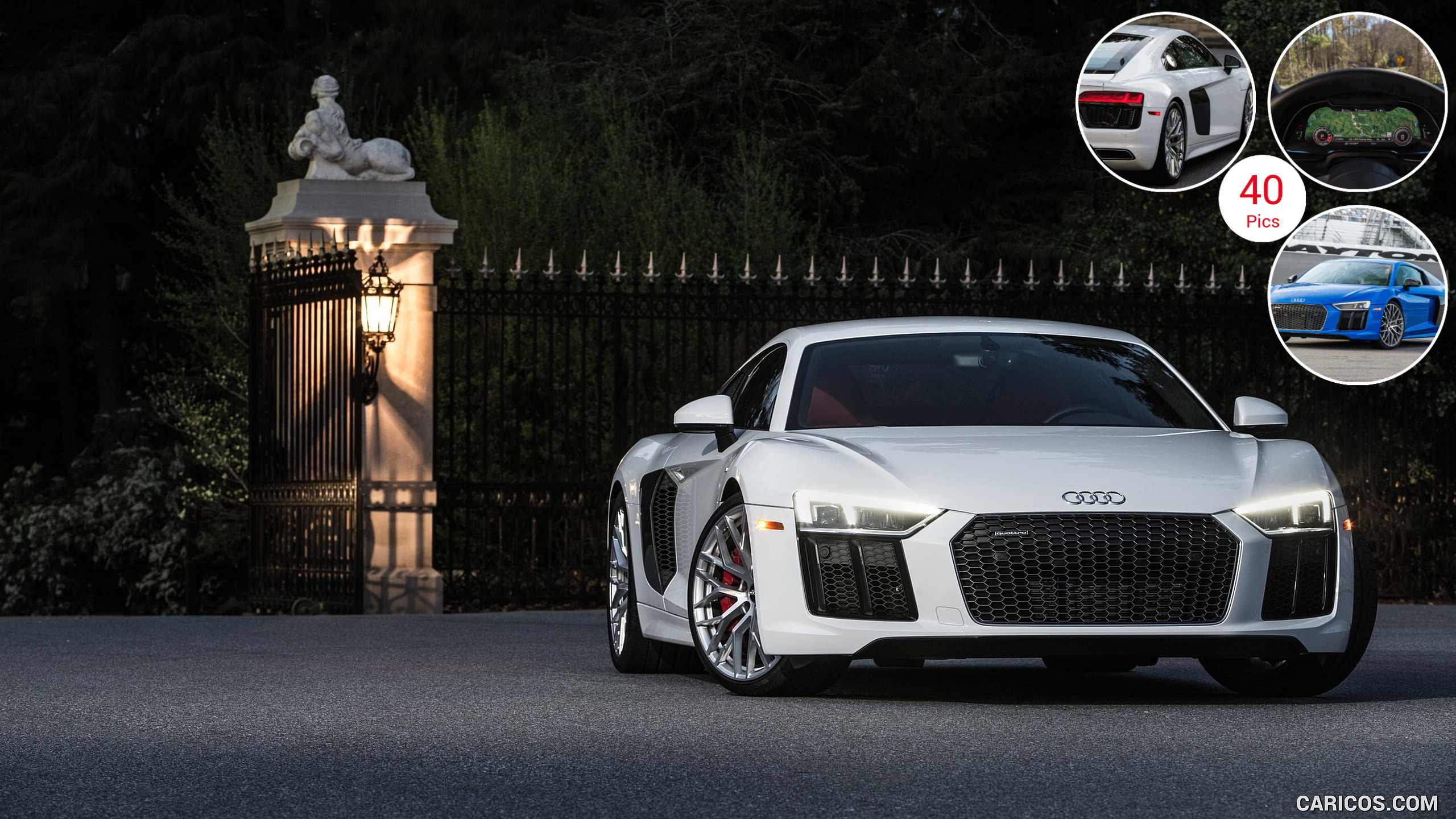 Audi R8 White Wallpapers Top Free Audi R8 White Backgrounds Wallpaperaccess