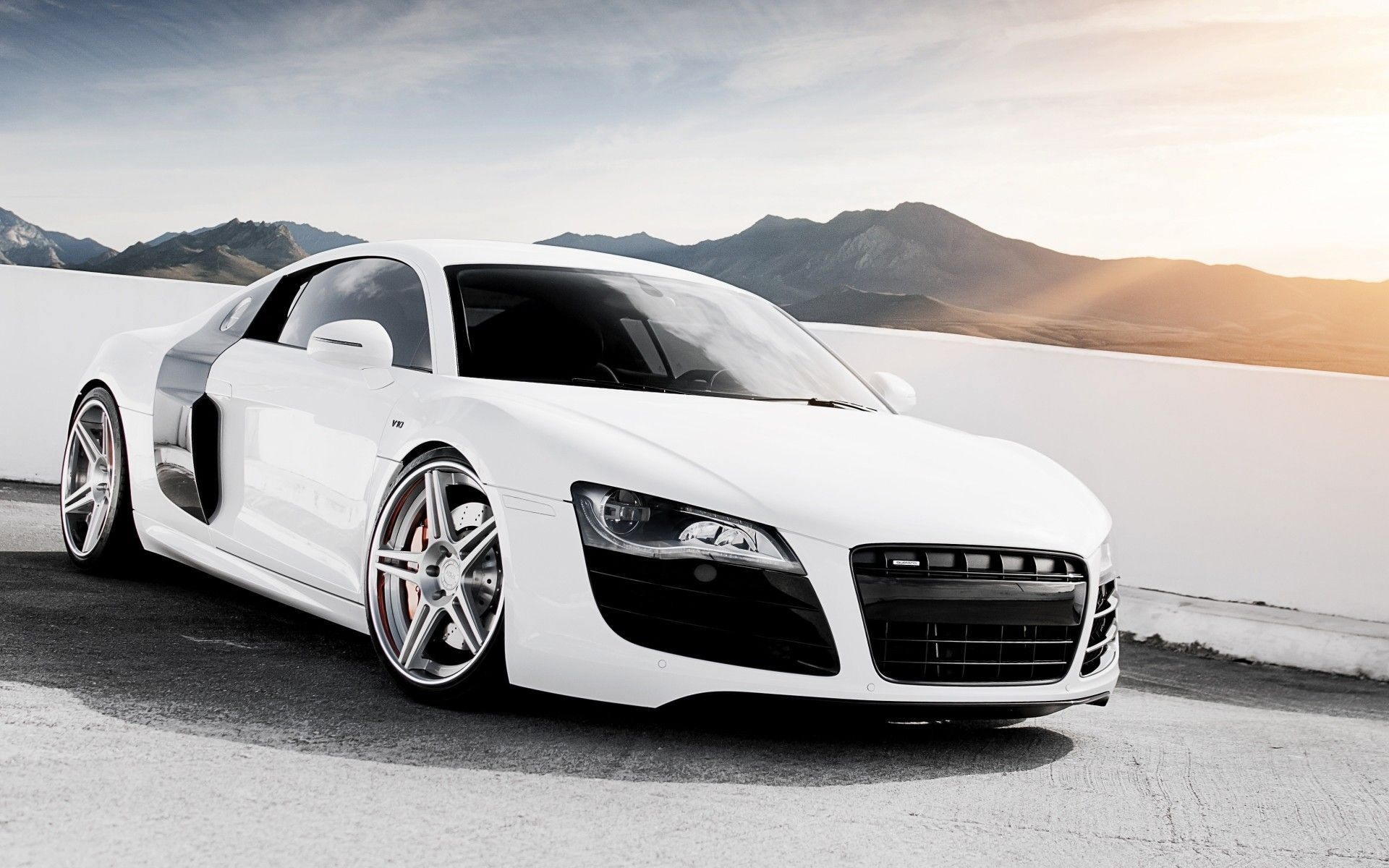 Audi R8 White Wallpapers Top Free Audi R8 White Backgrounds