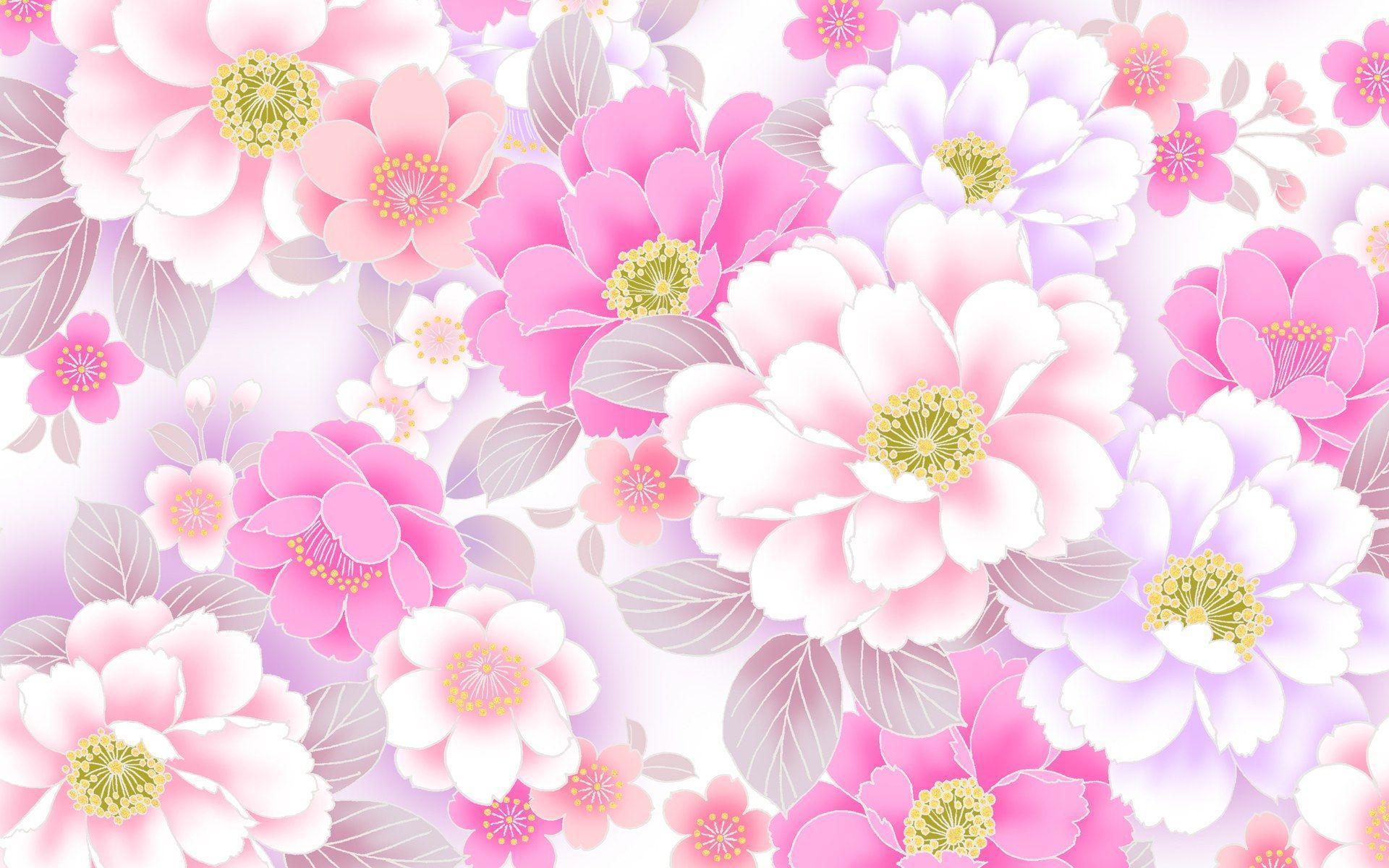 Flower Art Wallpapers Top Free Flower Art Backgrounds