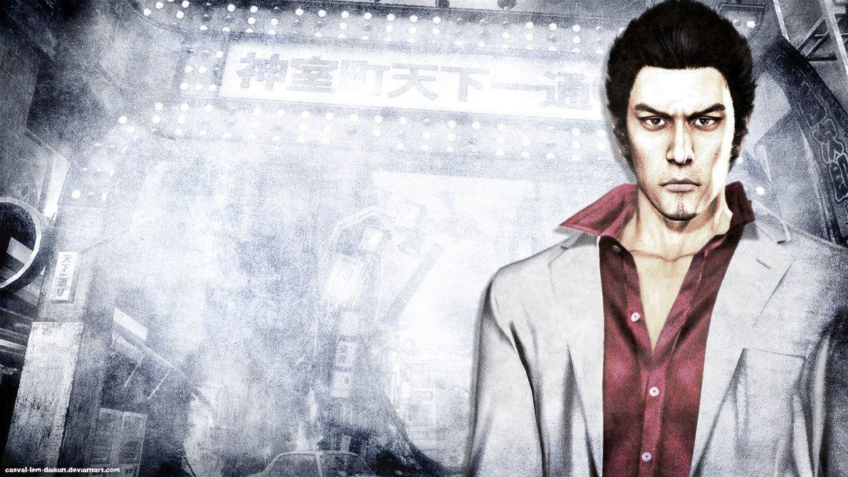 Yakuza 4 Wallpapers Top Free Yakuza 4 Backgrounds Wallpaperaccess