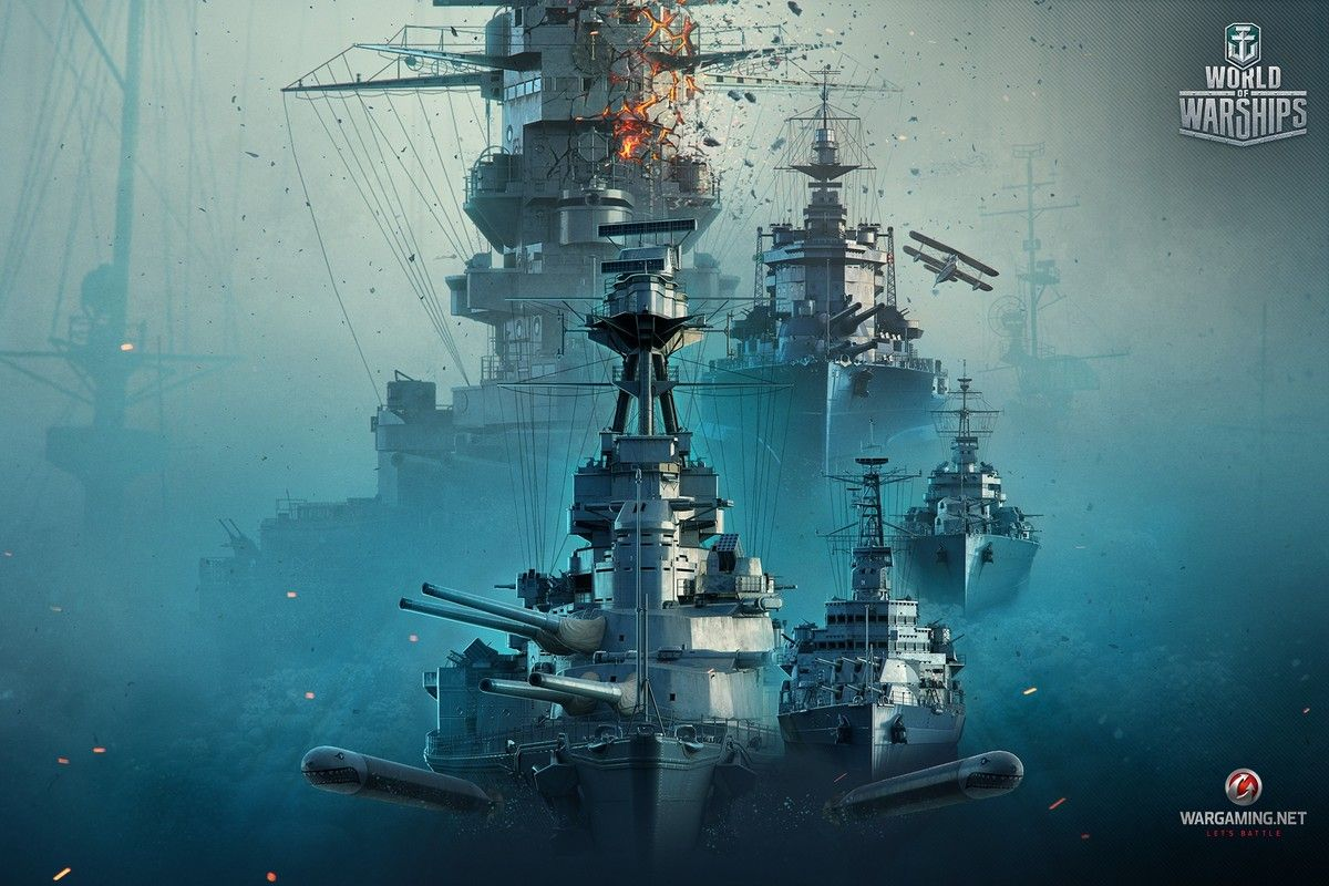 World Of Warships Wallpapers Top Free World Of Warships