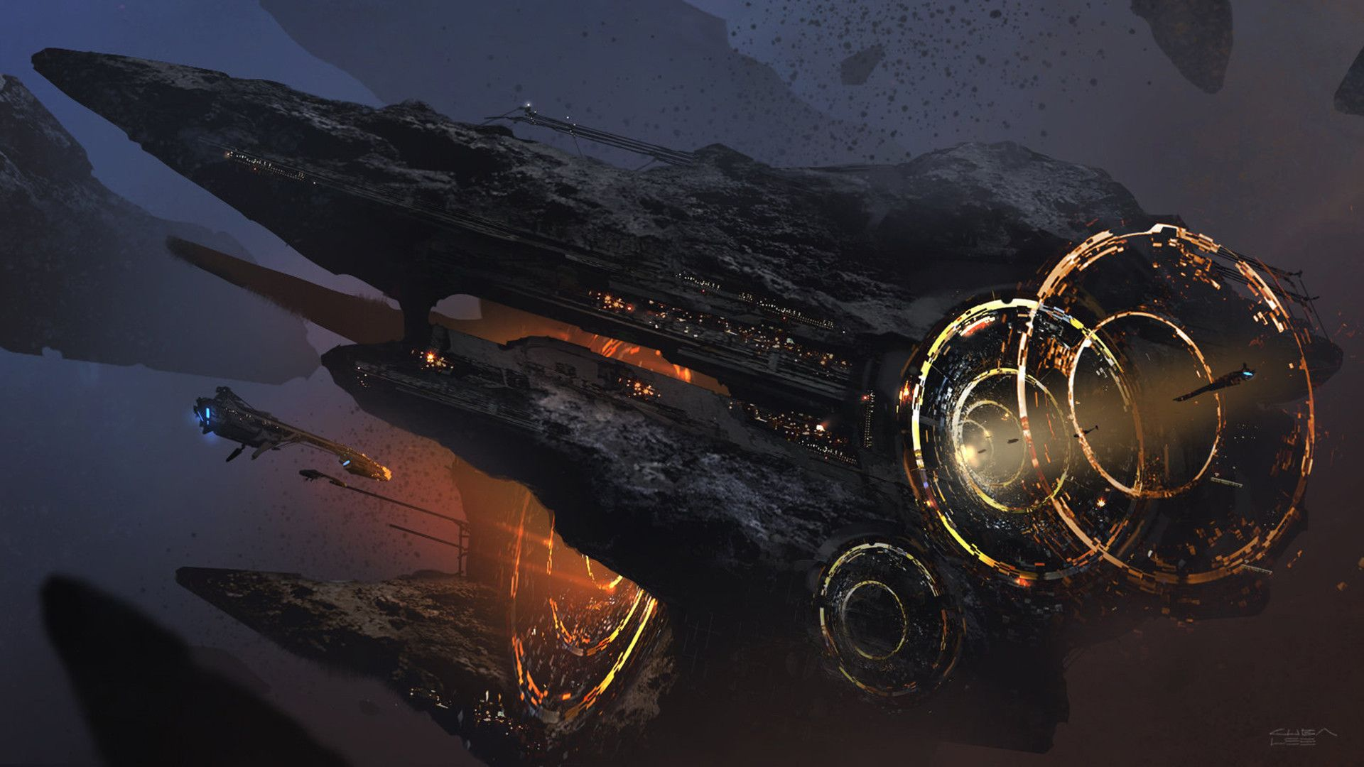 Sci Fi Space Wallpapers Top Free Sci Fi Space Backgrounds