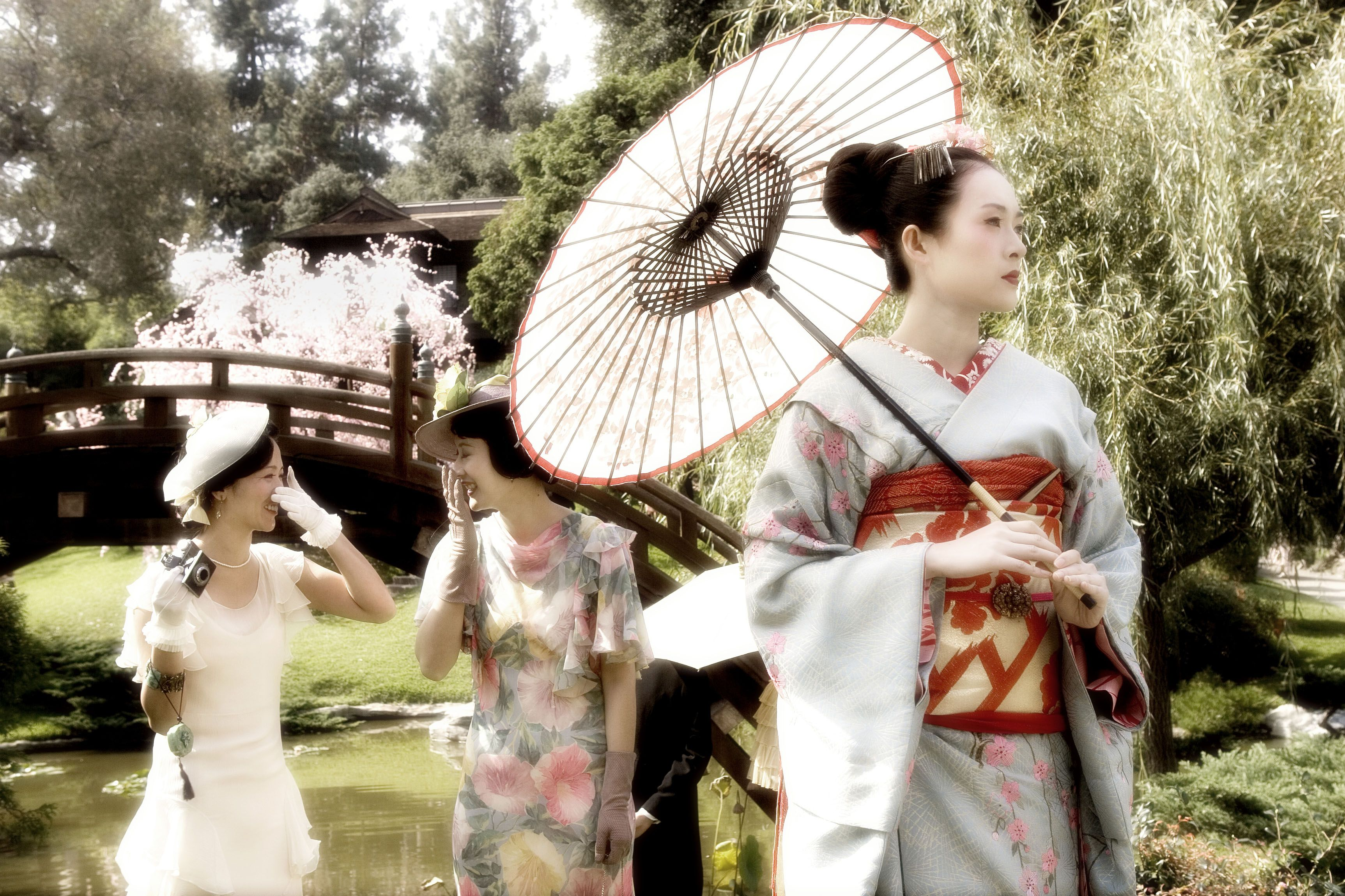 Memoirs of a geisha picture poster