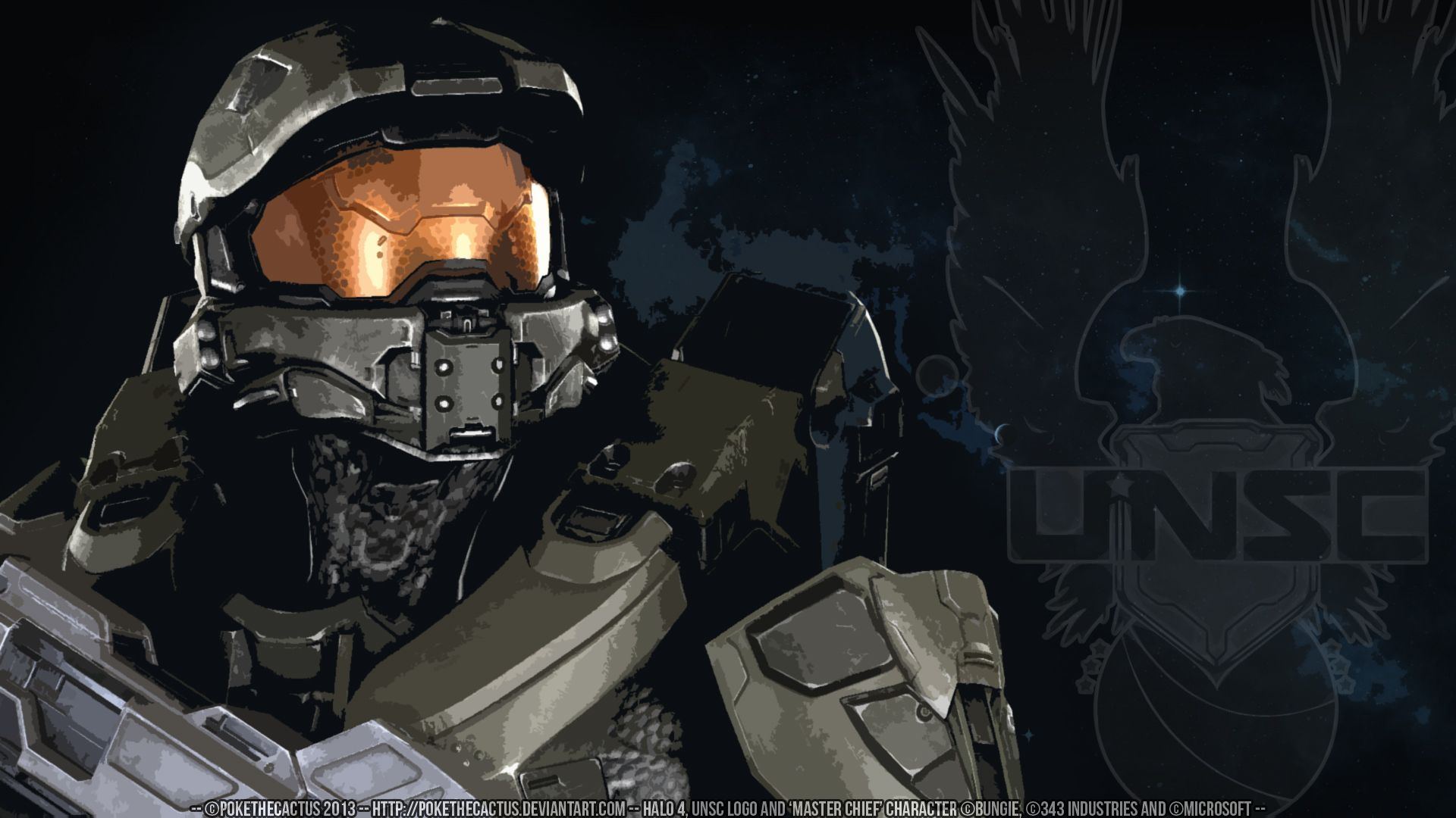 xpx Master Chief Wallpaper Halo