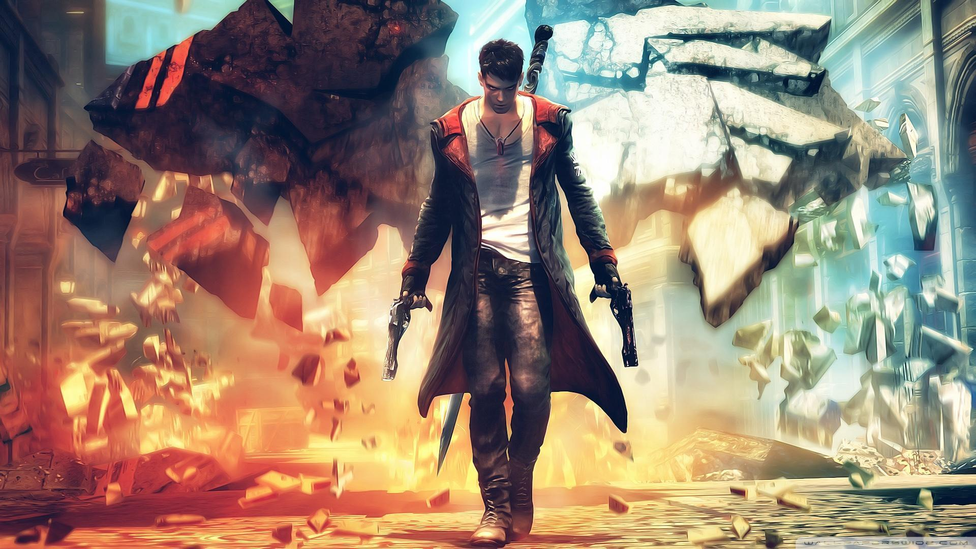 Devil May Cry 5 Hd Wallpapers Top Free Devil May Cry 5 Hd Backgrounds Wallpaperaccess