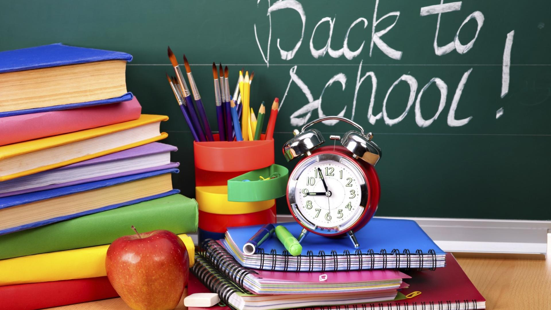 Back To School Wallpapers Top Free Back To School Backgrounds Wallpaperaccess
