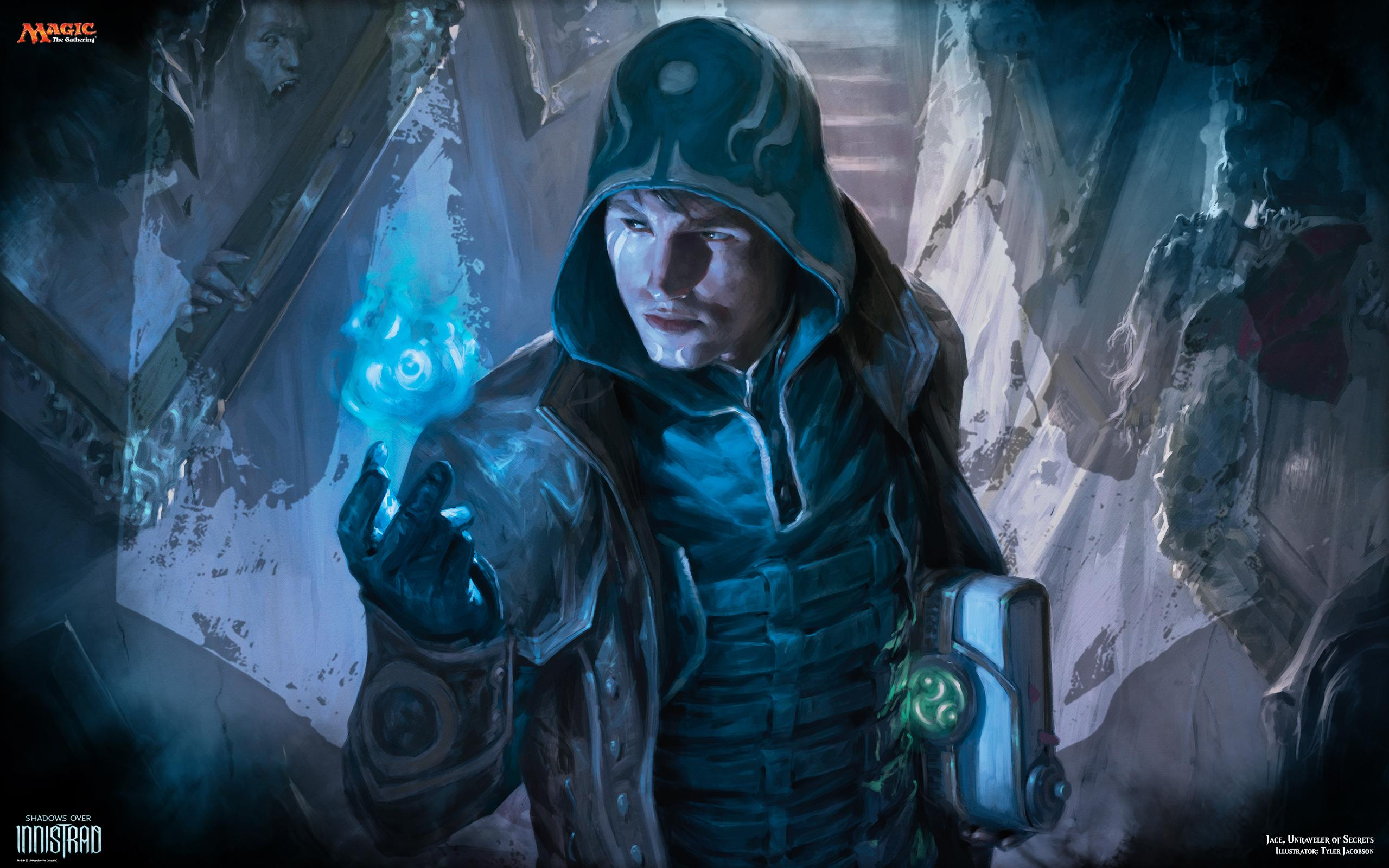 Mtg Jace Wallpapers Top Free Mtg Jace Backgrounds Wallpaperaccess