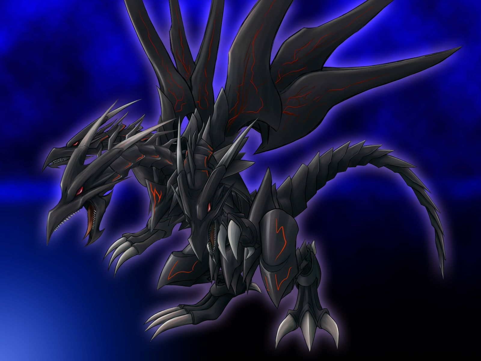 Red Eyes Black Dragon Wallpapers Top Free Red Eyes Black Dragon