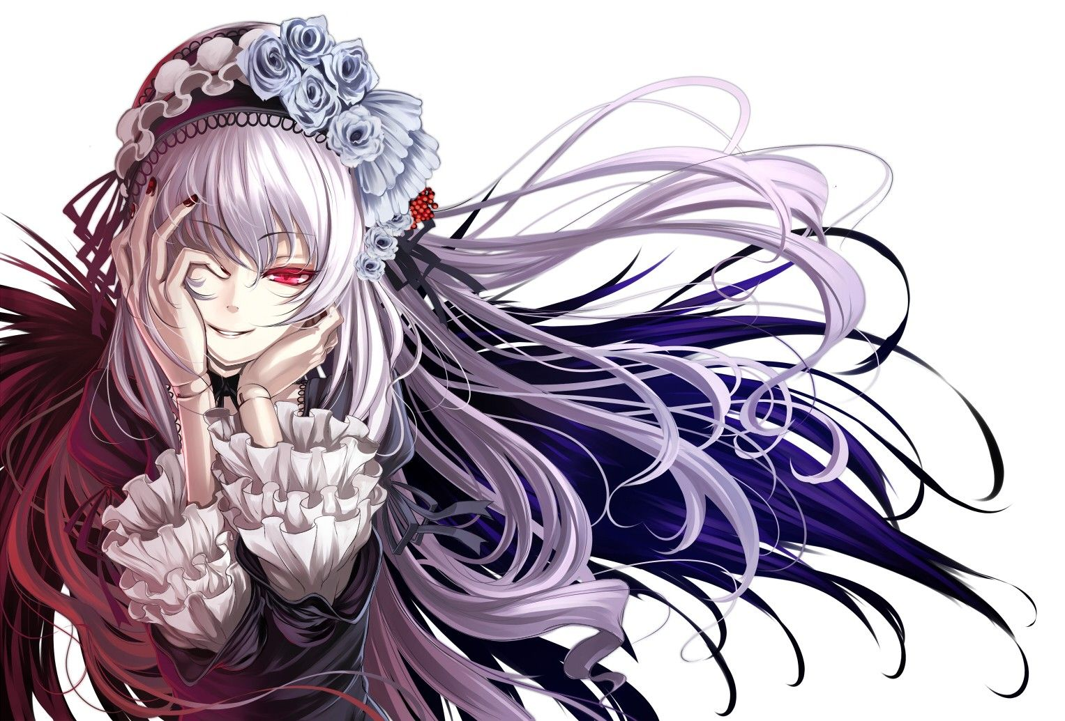 Gothic Anime Wallpapers - Top Free Gothic Anime Backgrounds