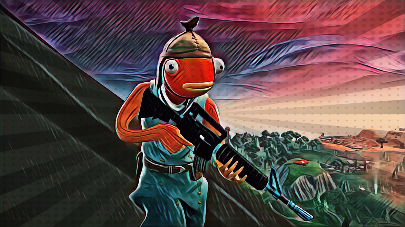 Fortnite Fishstick Wallpapers Top Free Fortnite Fishstick Backgrounds Wallpaperaccess