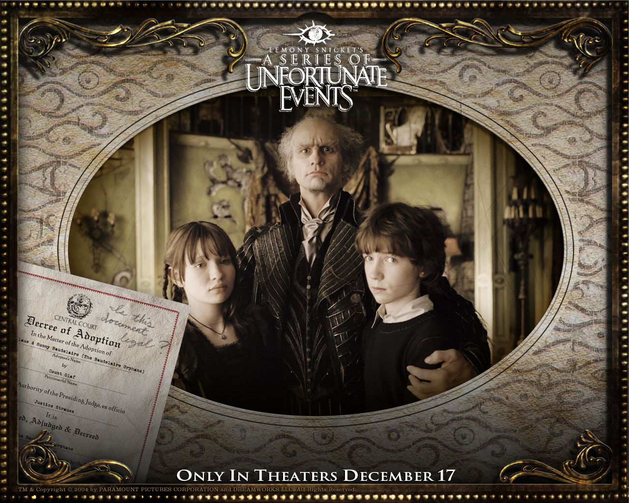 A Series Of Unfortunate Events Wallpapers Top Free A Series Of