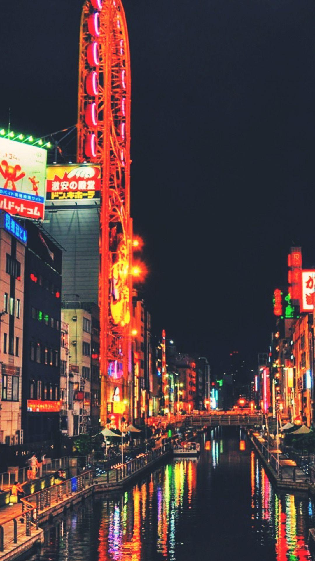 Tokyo Street Iphone Wallpapers Top Free Tokyo Street