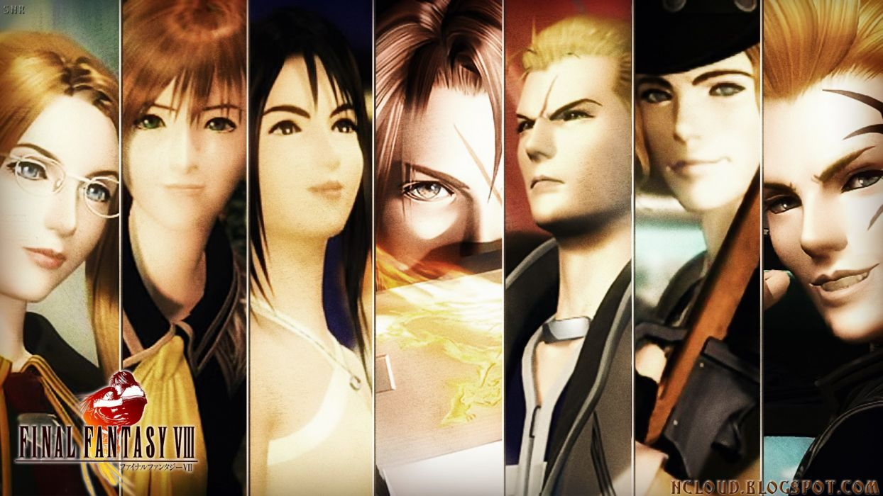 Final Fantasy Viii Wallpapers Top Free Final Fantasy Viii