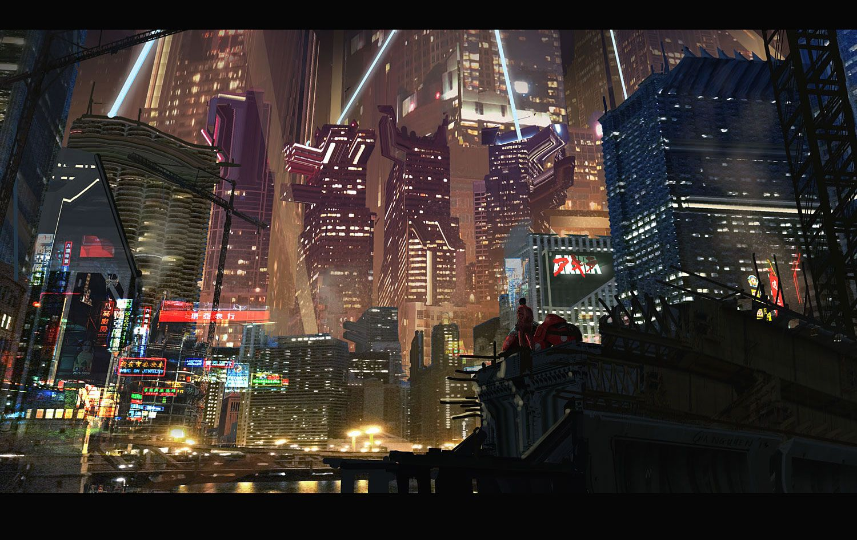 52 Best Free Akira City Wallpapers