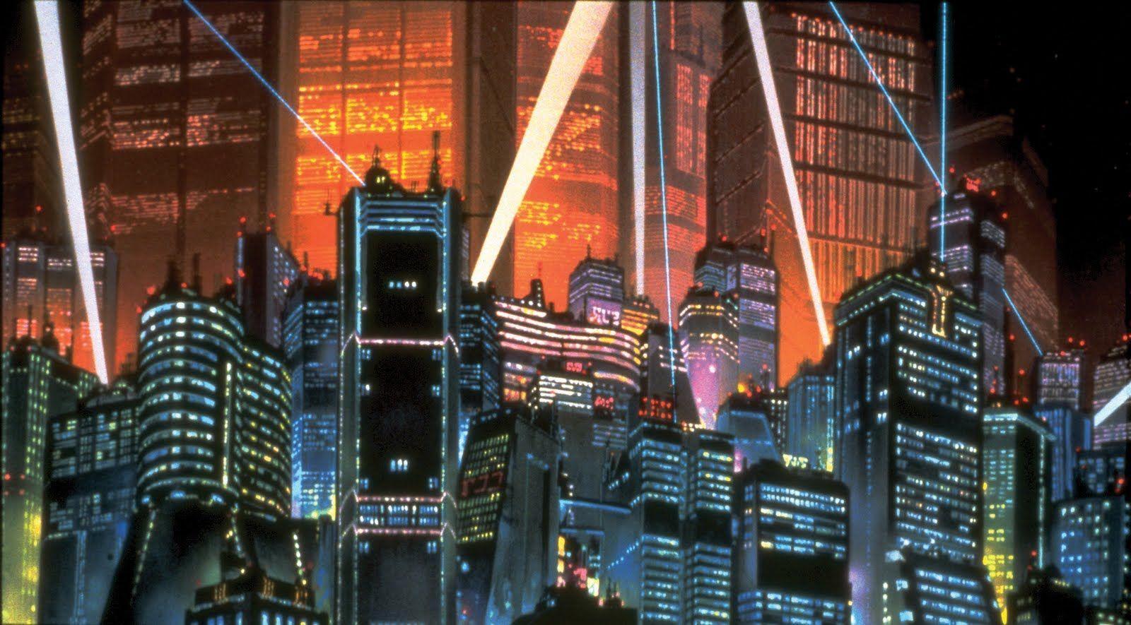 Image result for akira city
