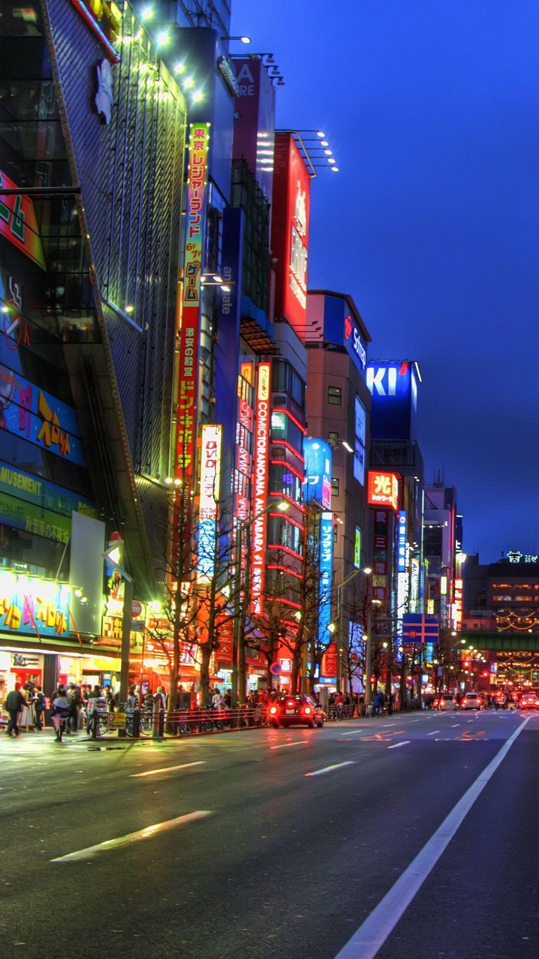 64 Best Free Tokyo Street Iphone Wallpapers Wallpaperaccess
