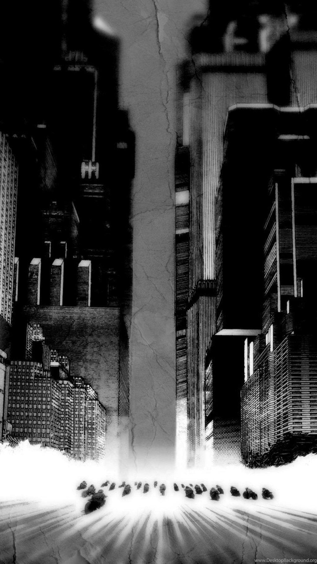 Akira City Wallpapers - Top Free Akira City Backgrounds ...