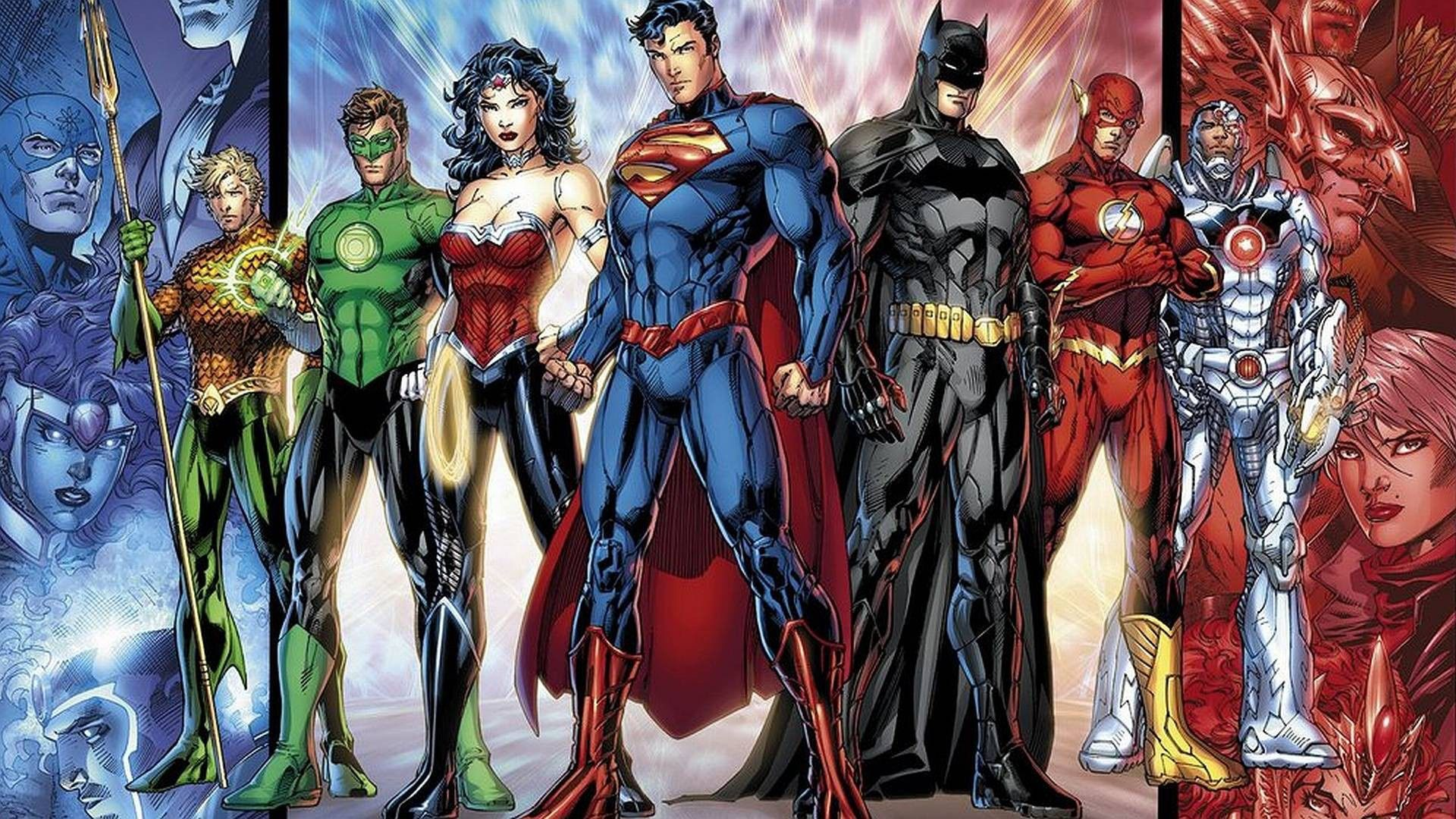 Justice League New 52 Wallpapers Top Free Justice League New 52