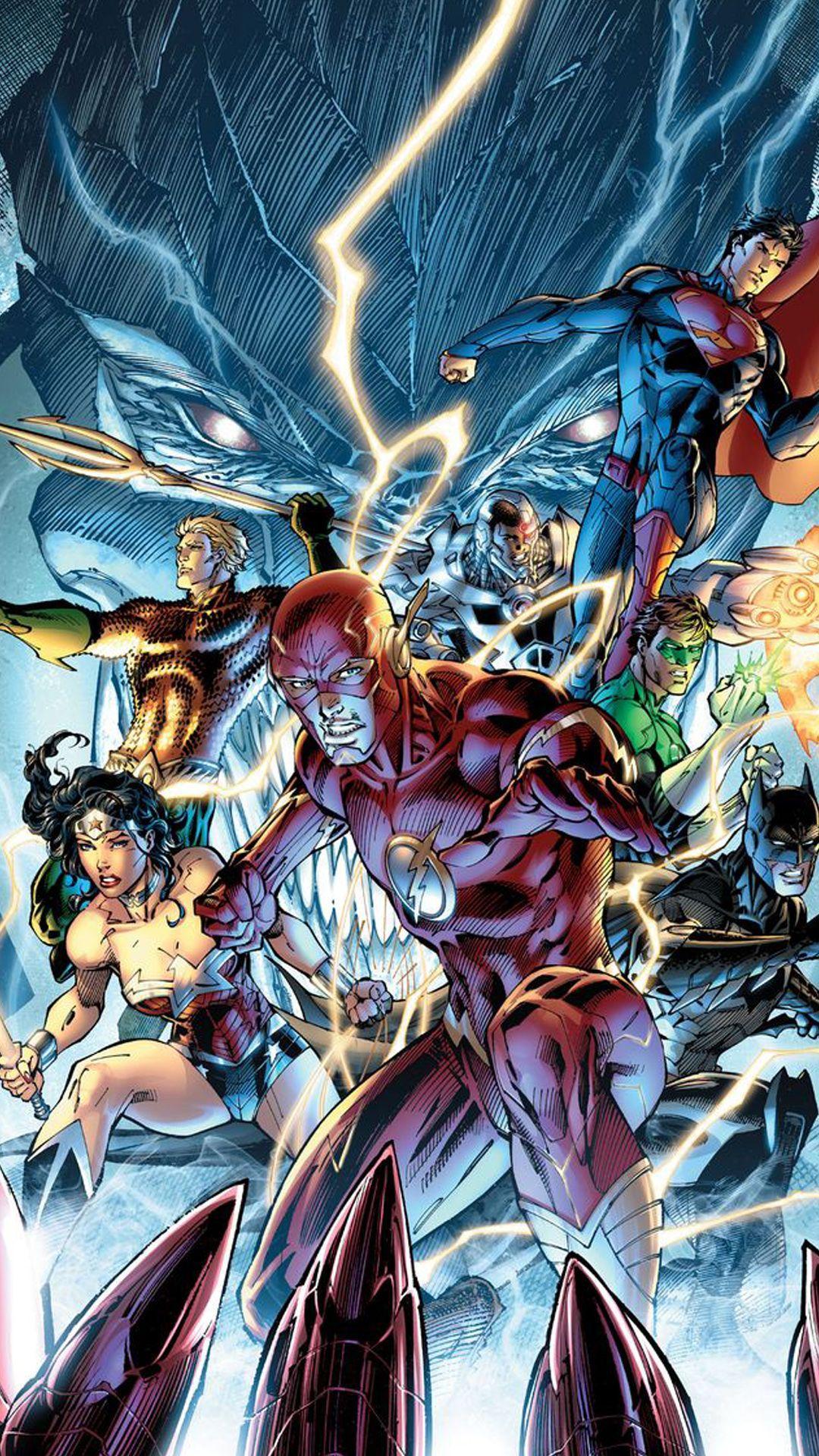 1920x1080 Justice League New 52 Wallpaper Full Hd Cinema 1080p
