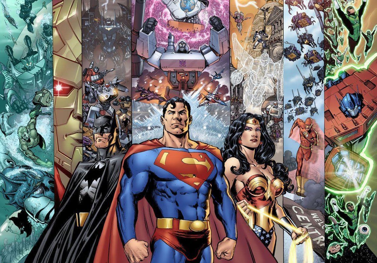Dc Comics New 52 Wallpapers Top Free Dc Comics New 52