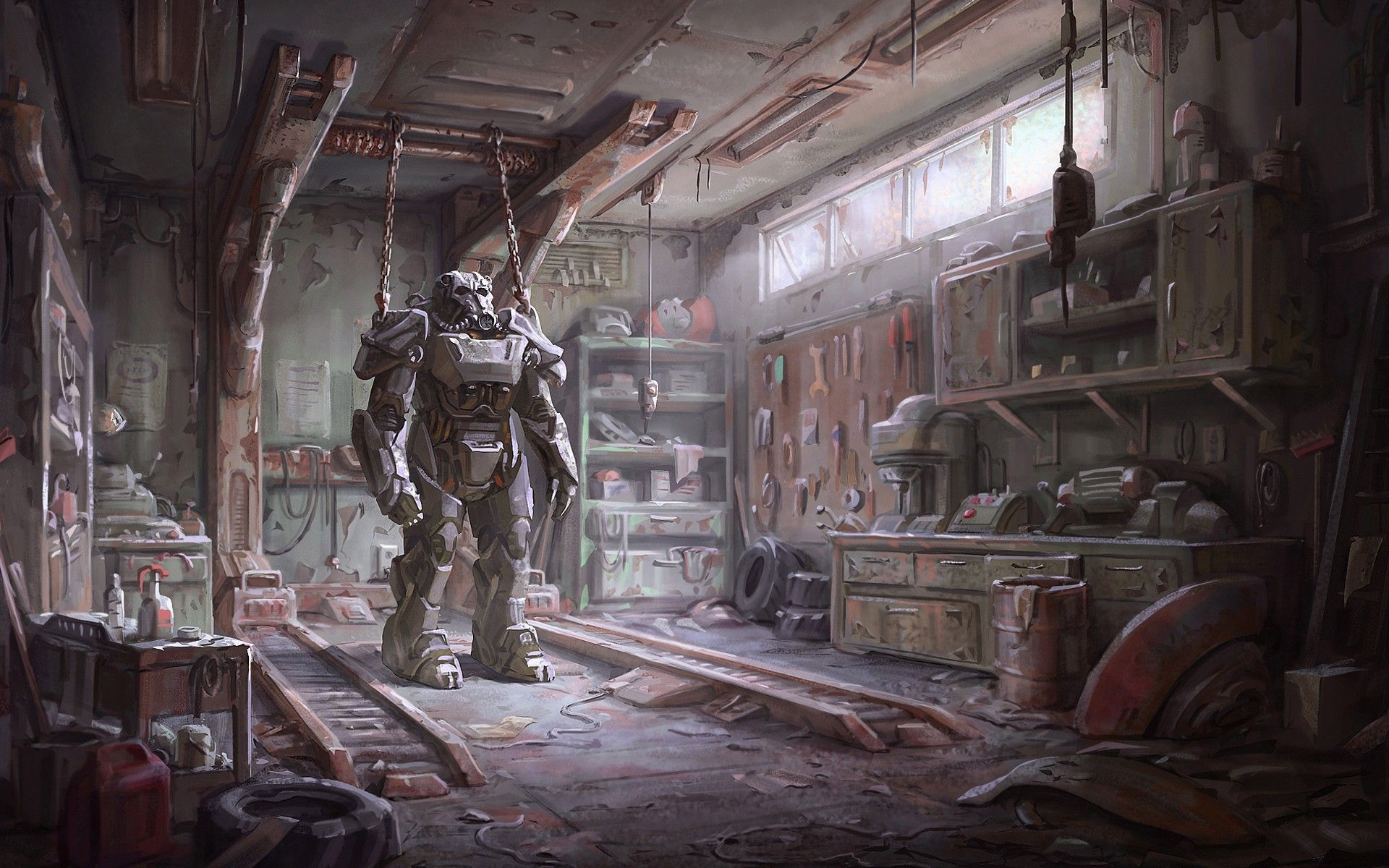 Fallout 4 4k Wallpapers Top Free Fallout 4 4k Backgrounds