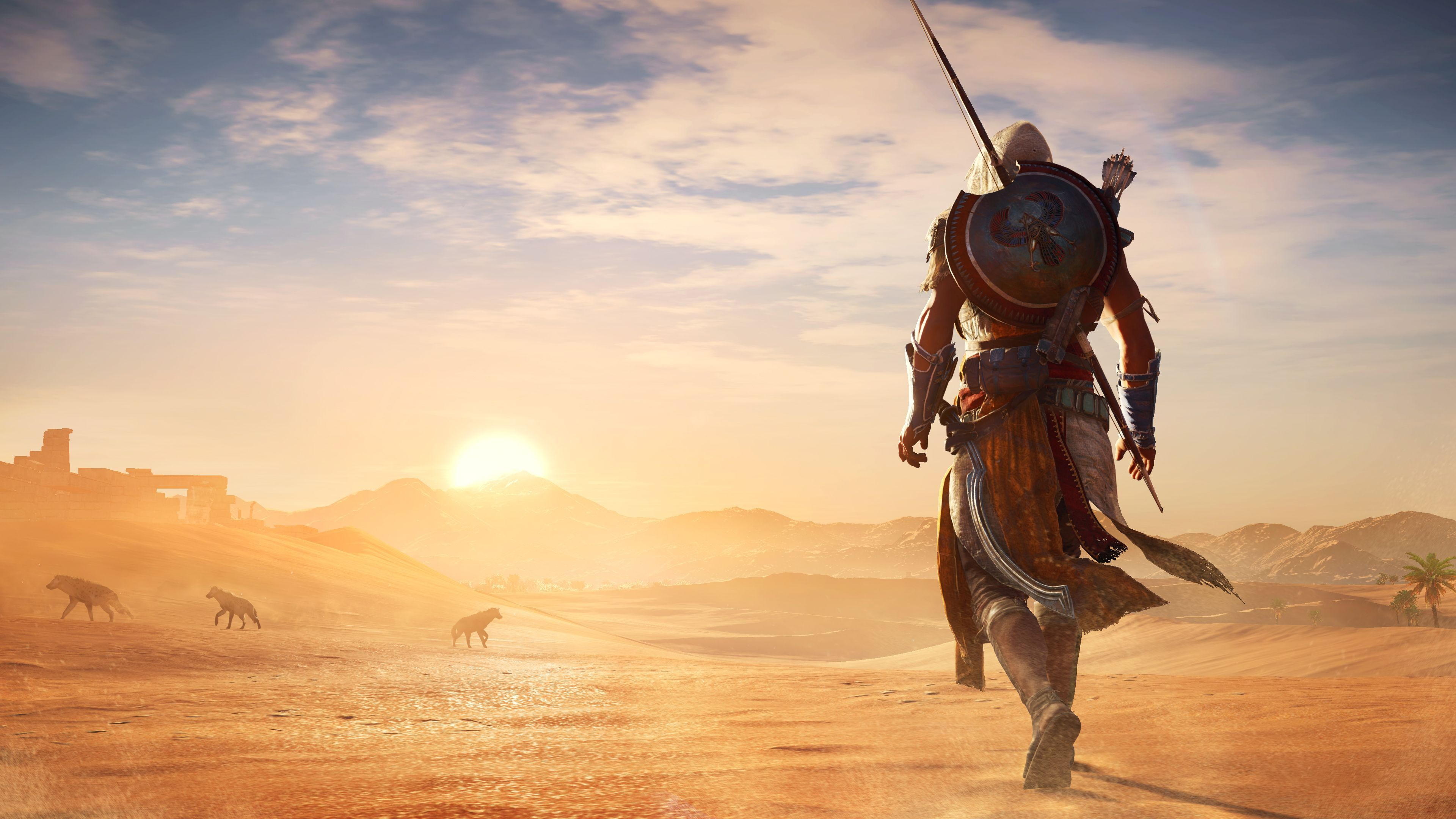 Assassin S Creed Origins Wallpapers Top Free Assassin S