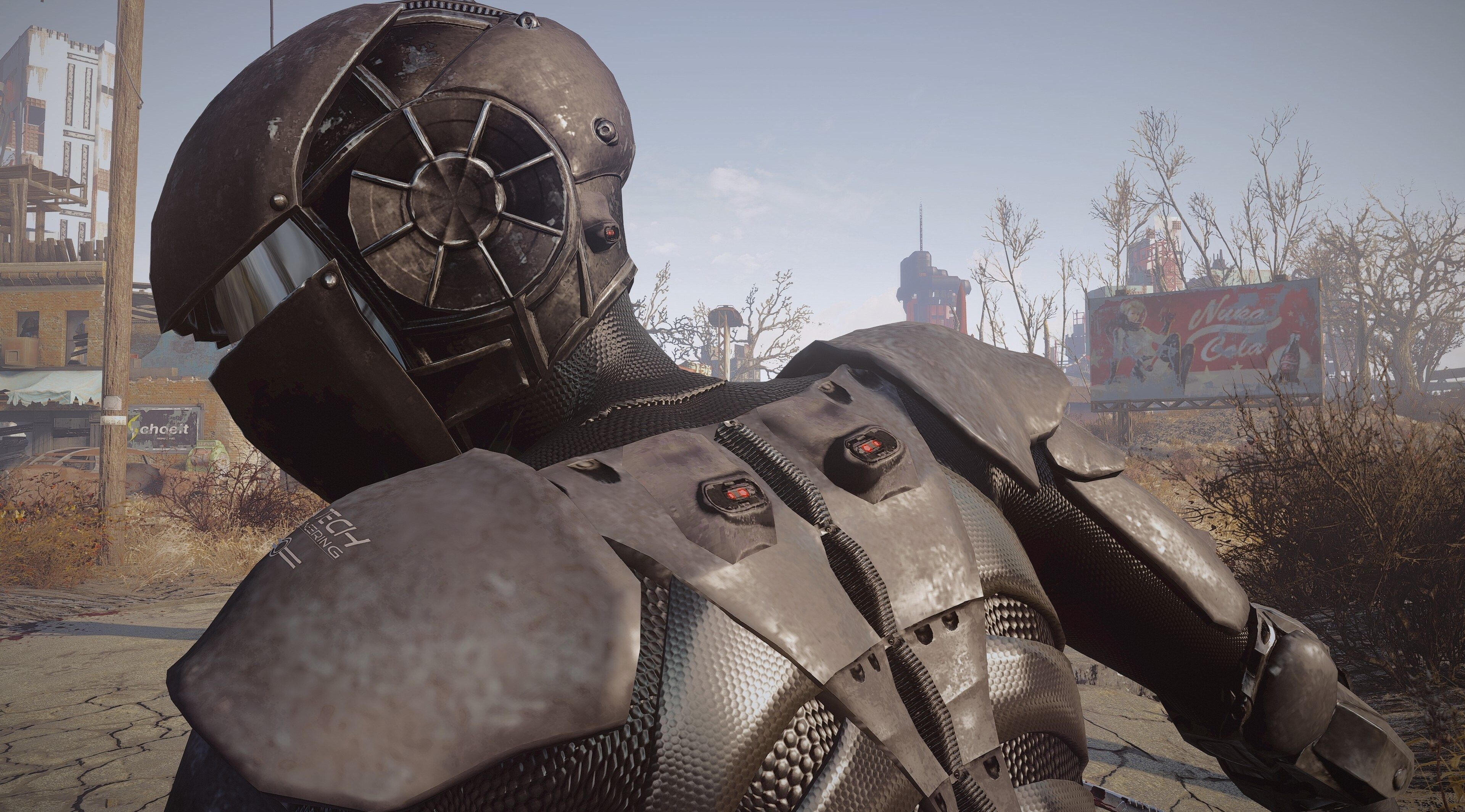 Fallout 4 4K Wallpapers