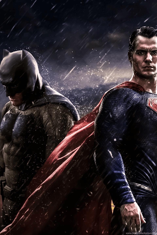 Batman vs Superman Wallpapers - Top Free Batman vs ...