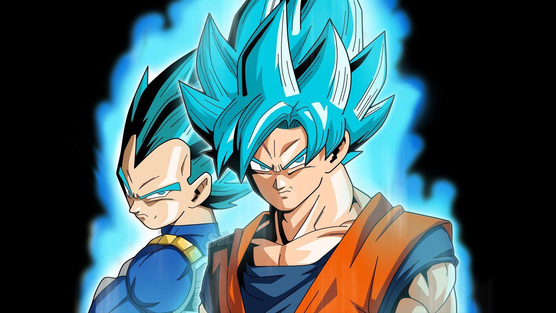 Goku and Vegeta Wallpapers - Top Free