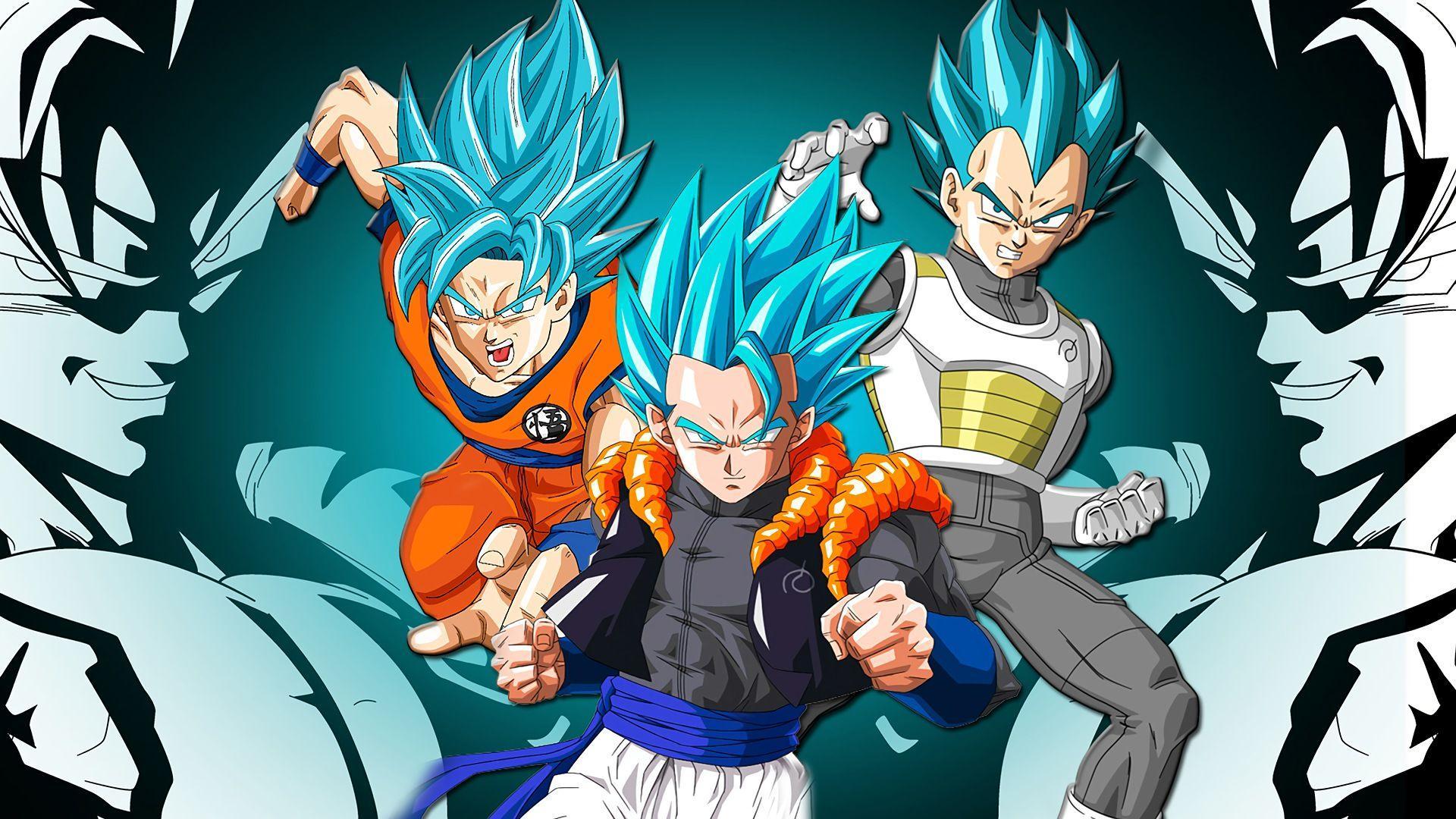 Goku And Vegeta Wallpapers Top Free Goku And Vegeta